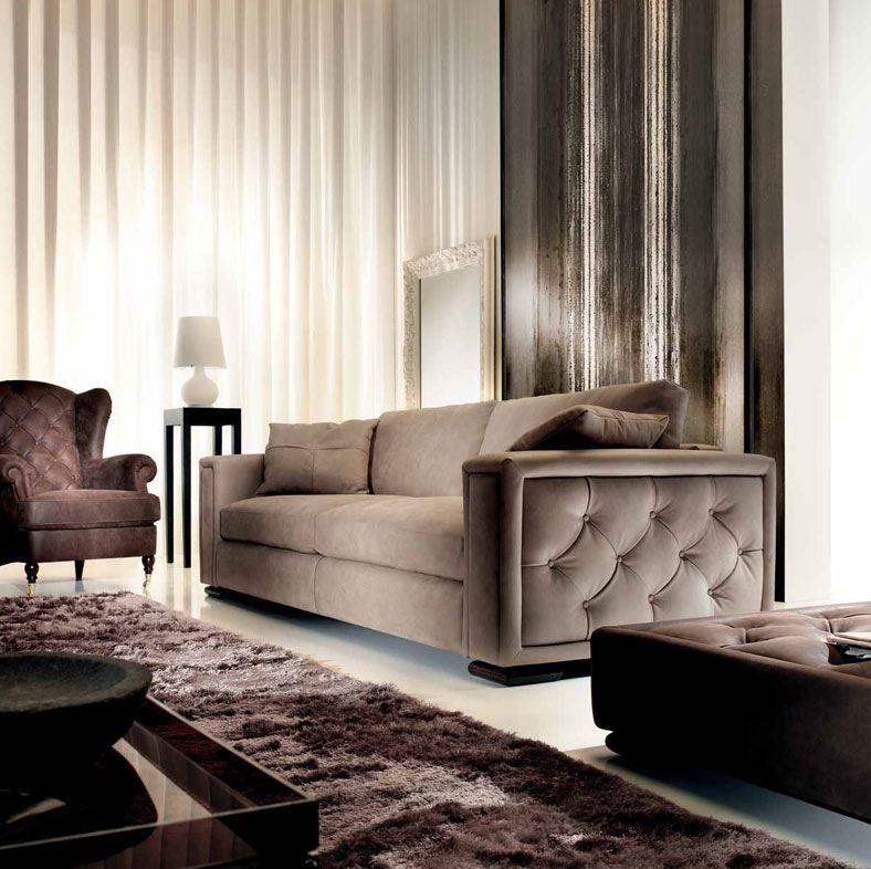 Divani velluto classici idee per il design della casa for Divani classici prezzi