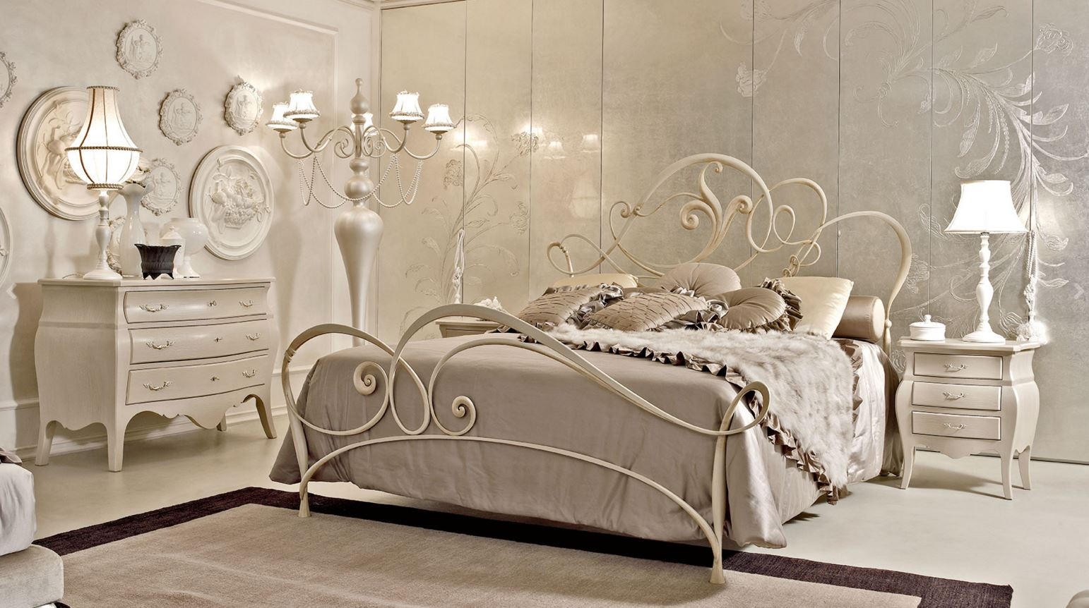 Beautiful Camere Da Letto Shabby Chic Ideas - bakeroffroad.us ...