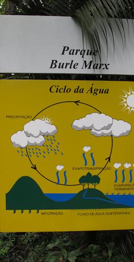 Parque Burle Marx, San paolo del Brasile