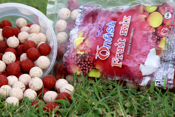 FRUIT MIX ONFISH BOILIES ELITE