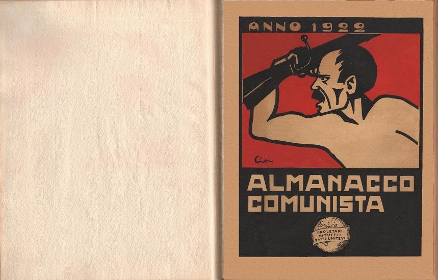 Almanacco comunista 1922 - pag. 1