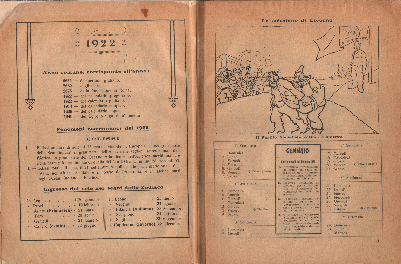 Almanacco comunista 1922 - pag. 3