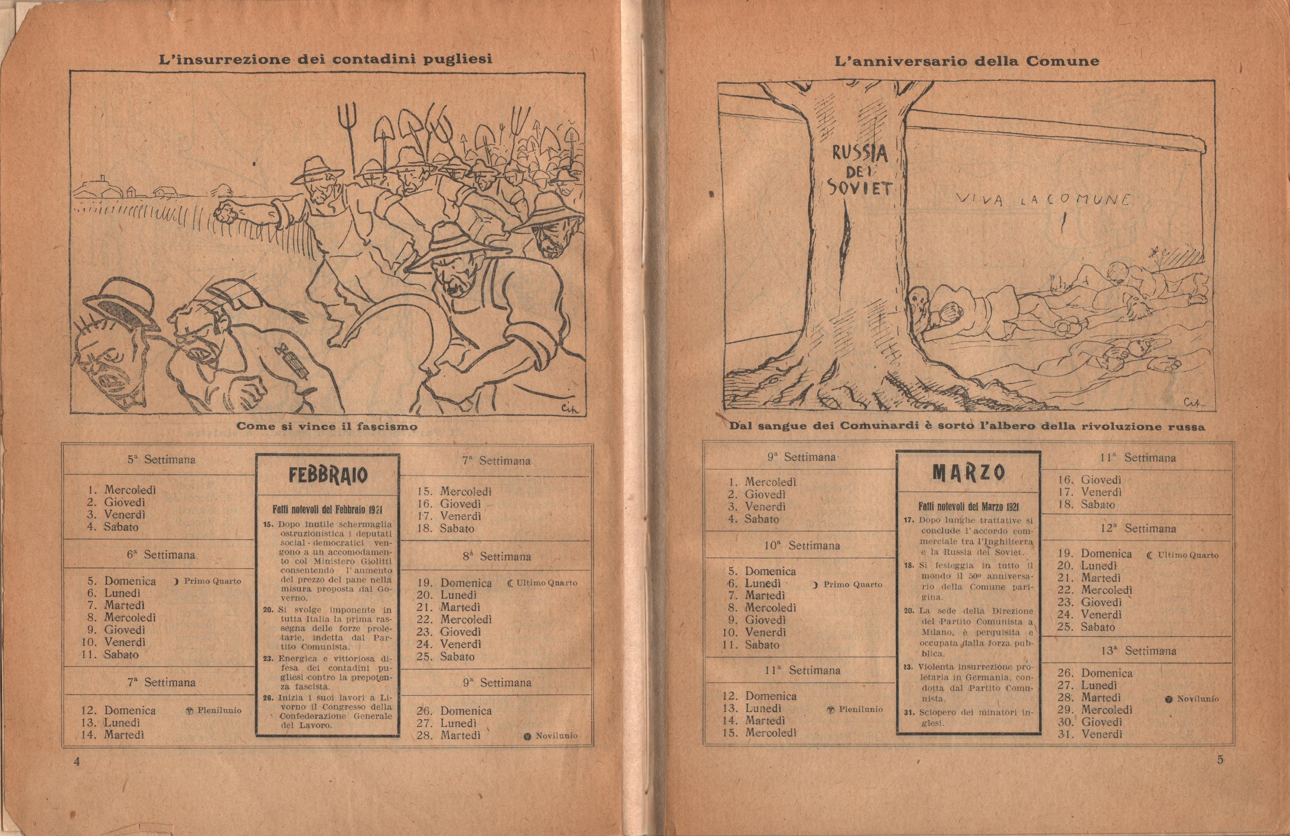 Almanacco comunista 1922 - pag. 4