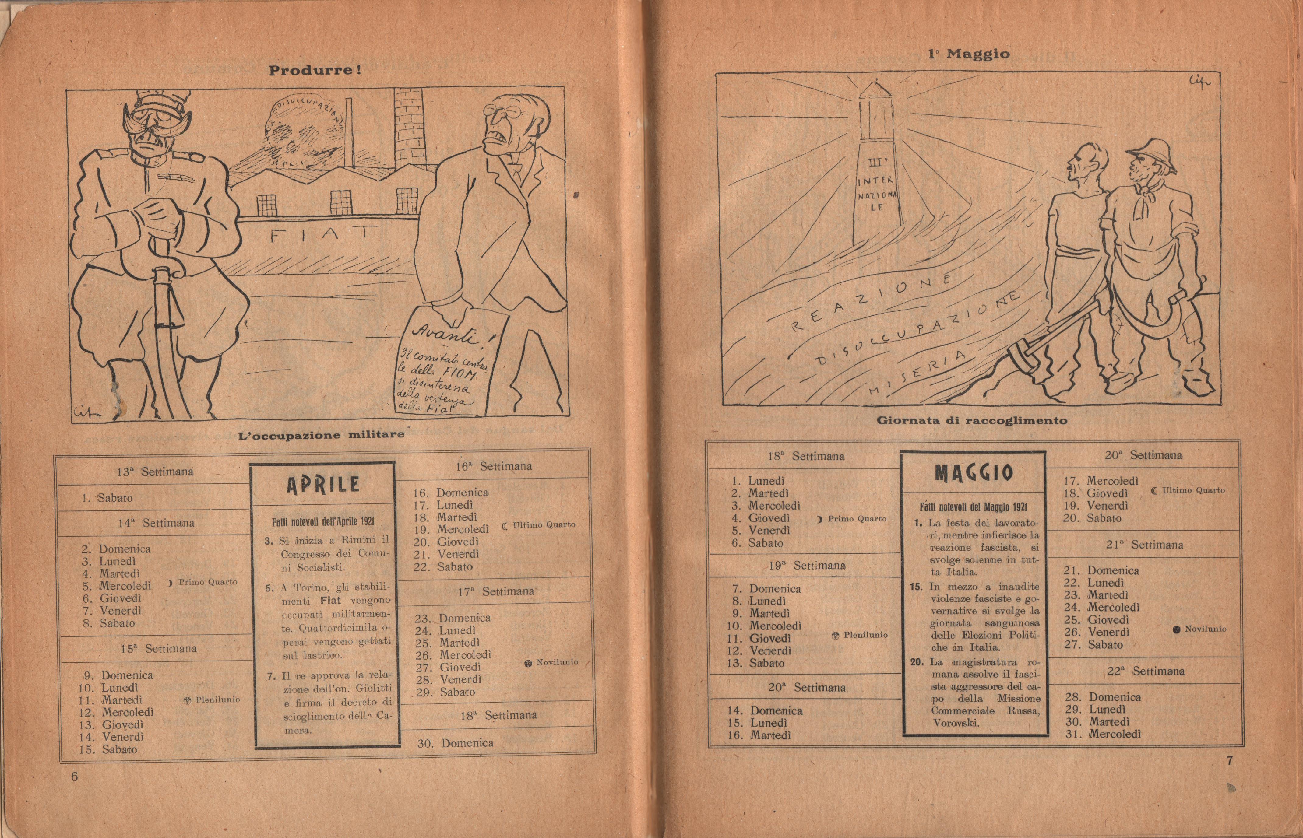 Almanacco comunista 1922 - pag. 5