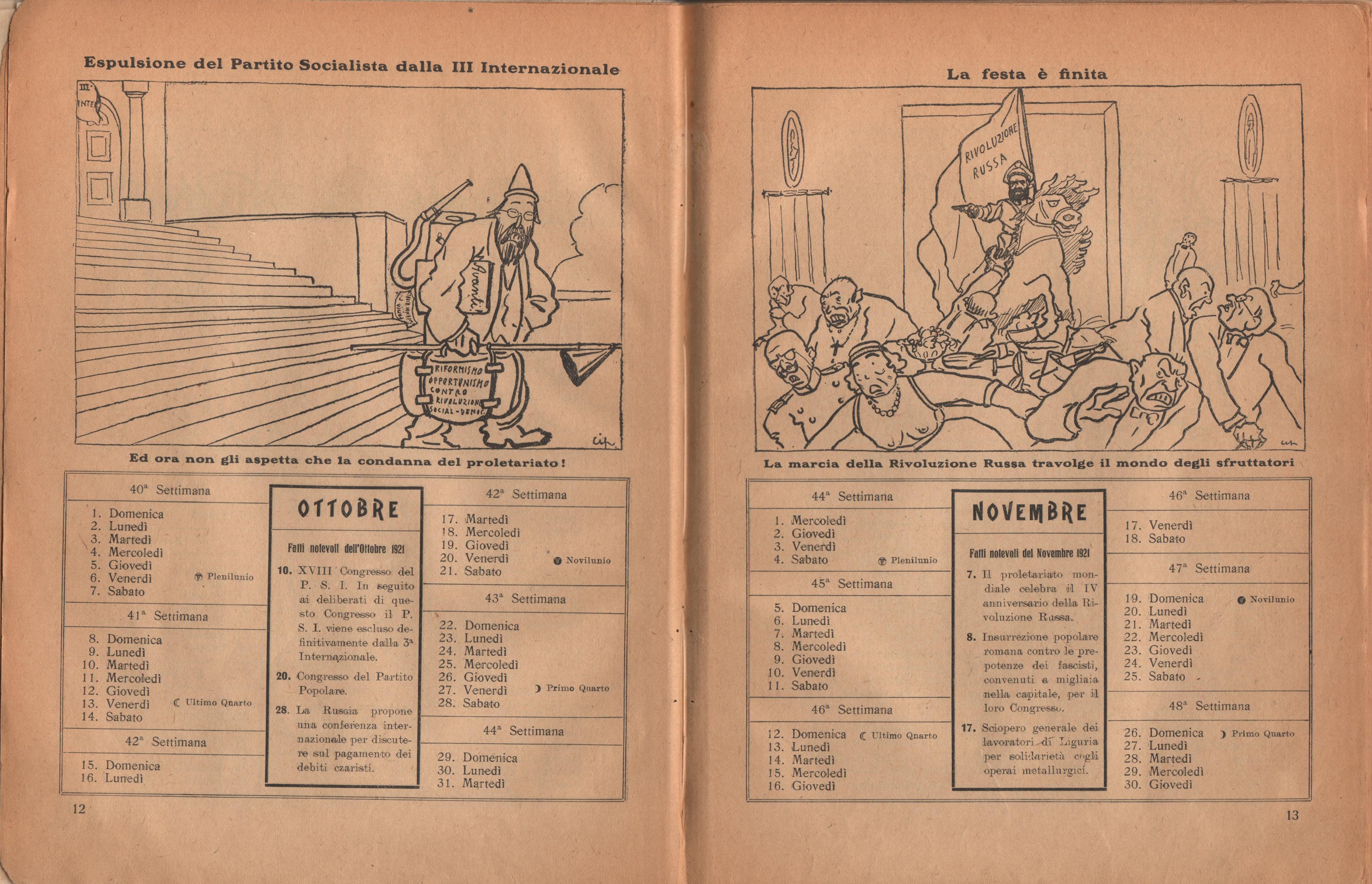 Almanacco comunista 1922 - pag. 8