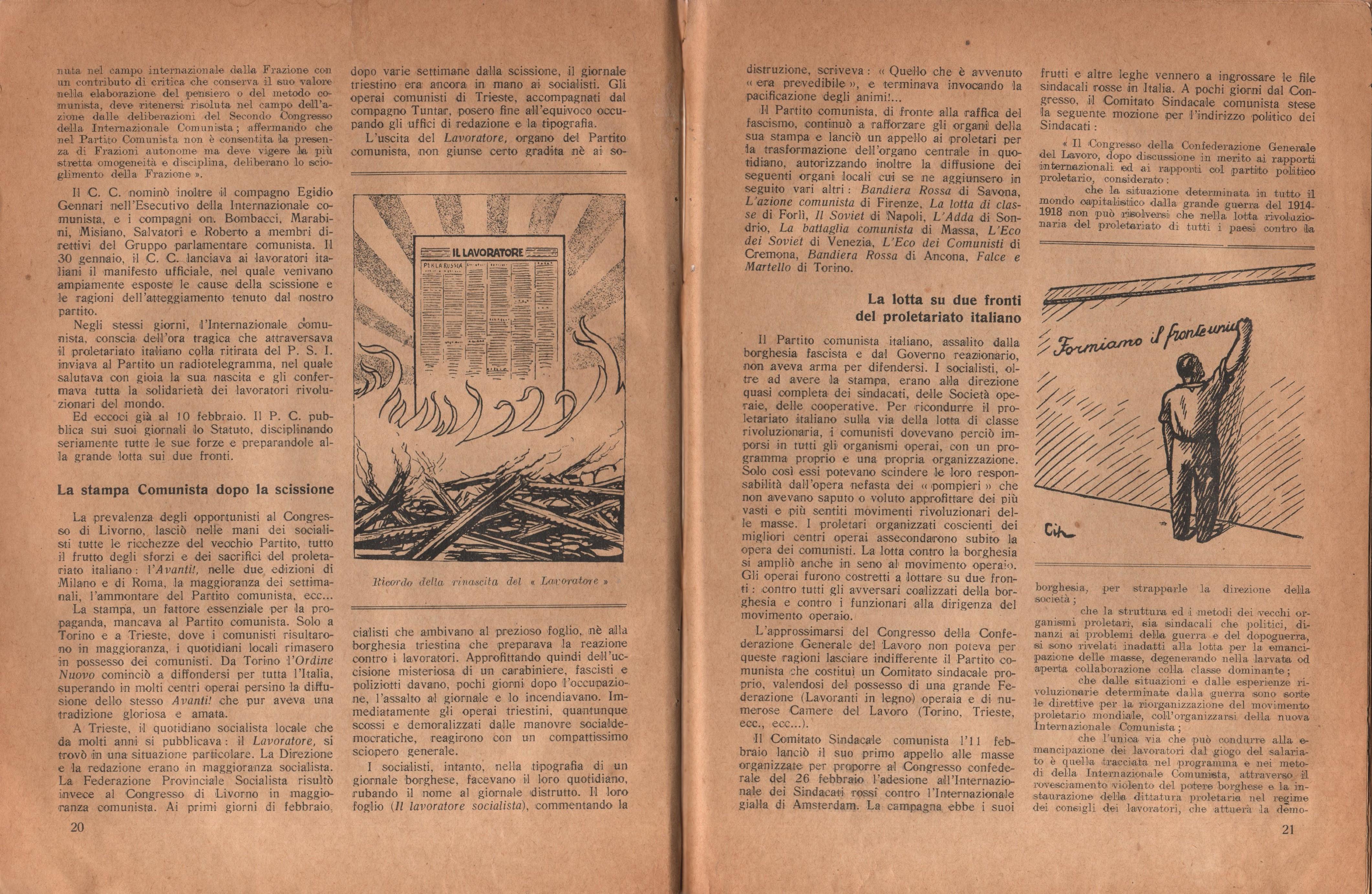 Almanacco comunista 1922 - pag. 13