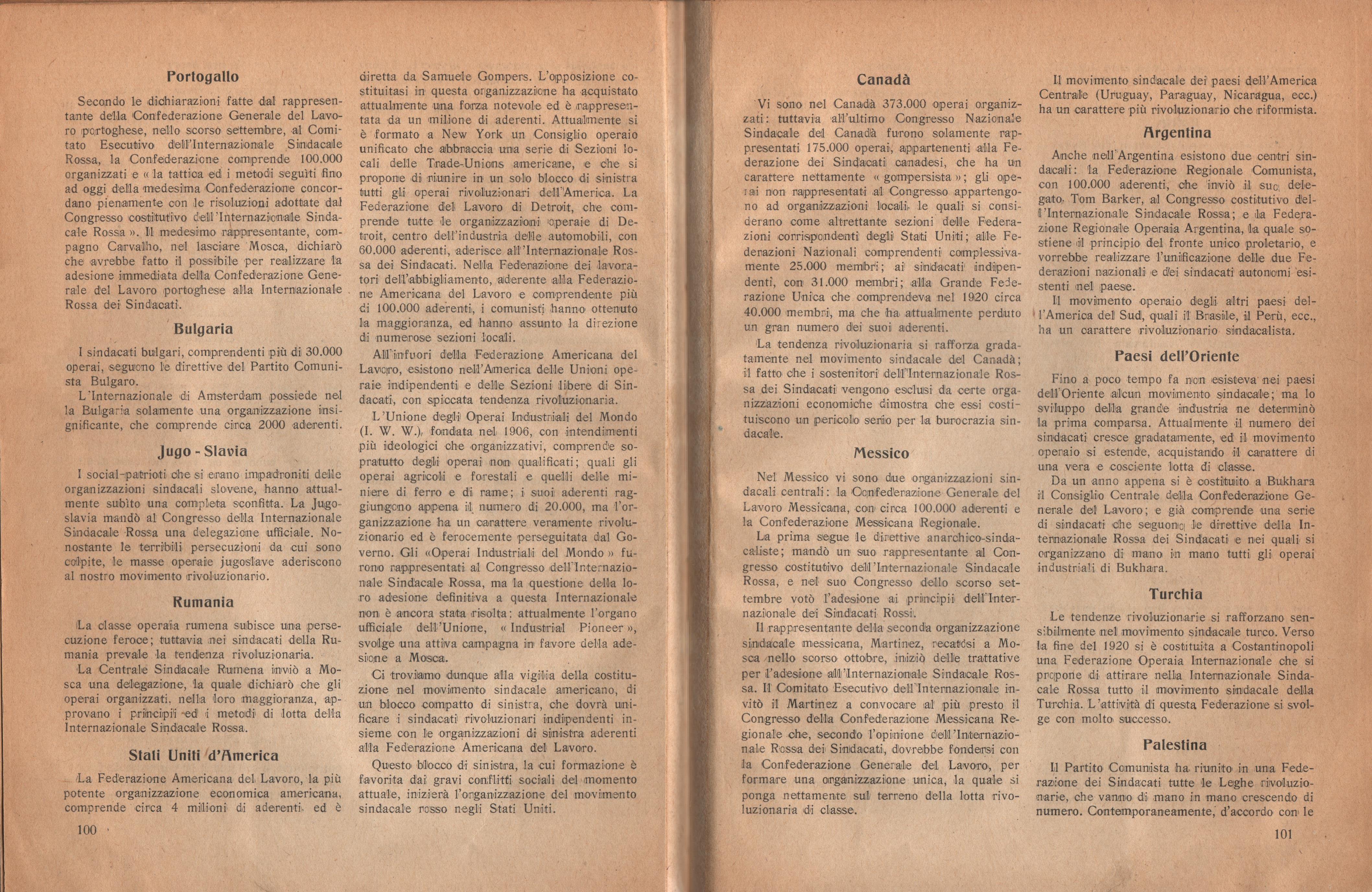 Almanacco comunista 1922 - pag. 60