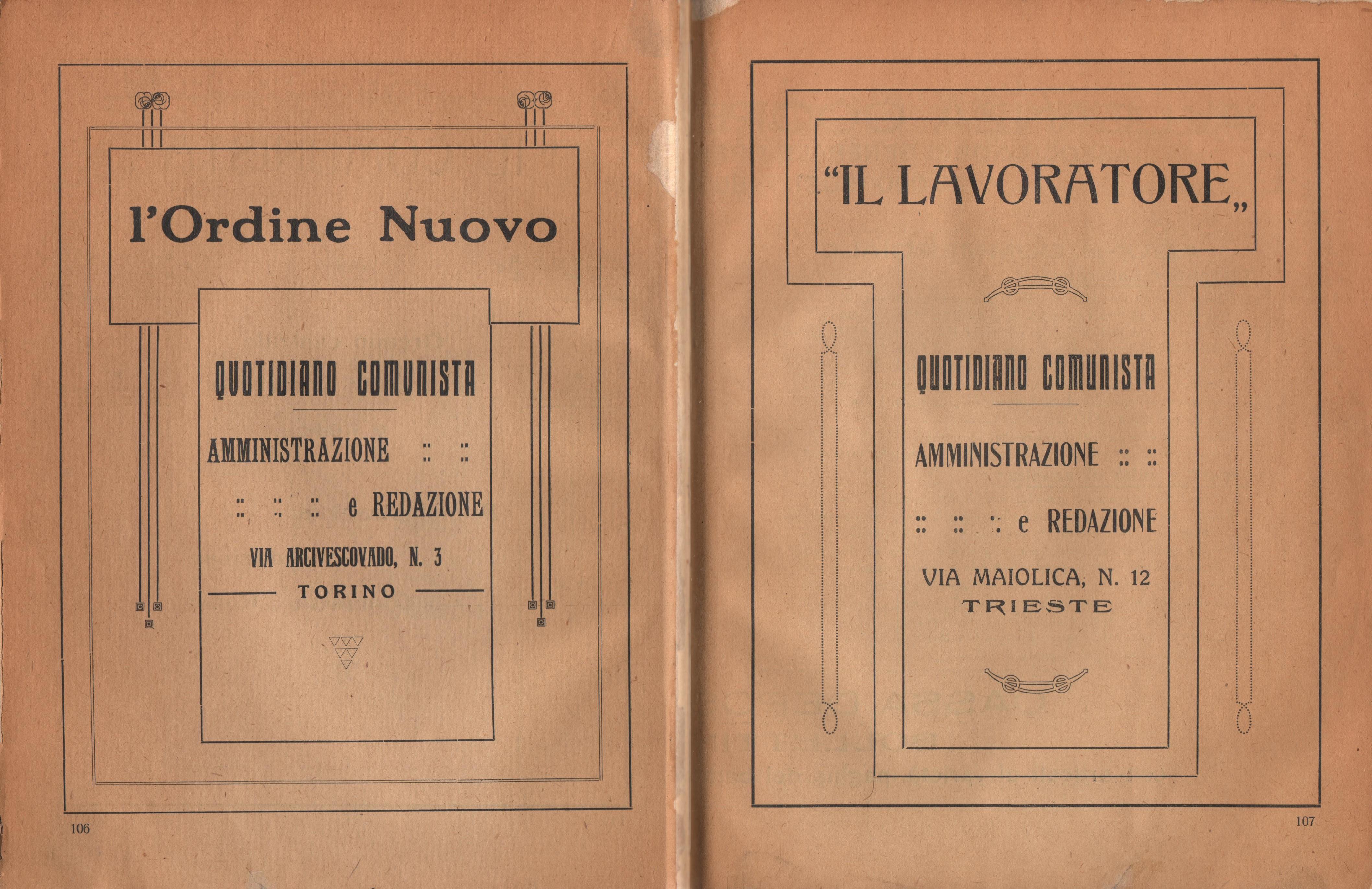 Almanacco comunista 1922 - pag. 63