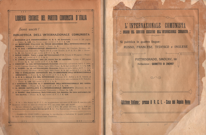 Almanacco comunista 1922 - pag. 65