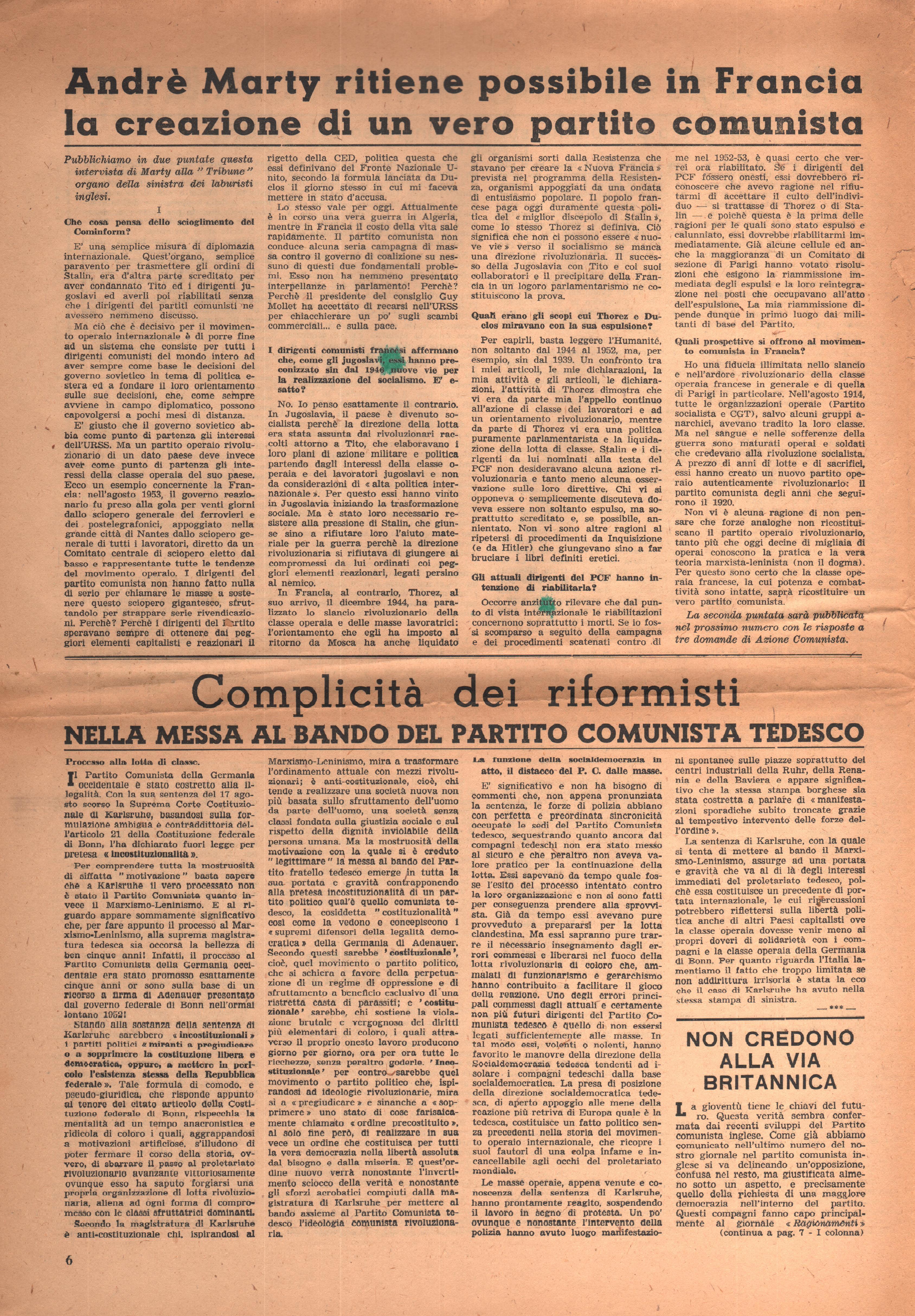 Azione Comunista 4 - pag. 6