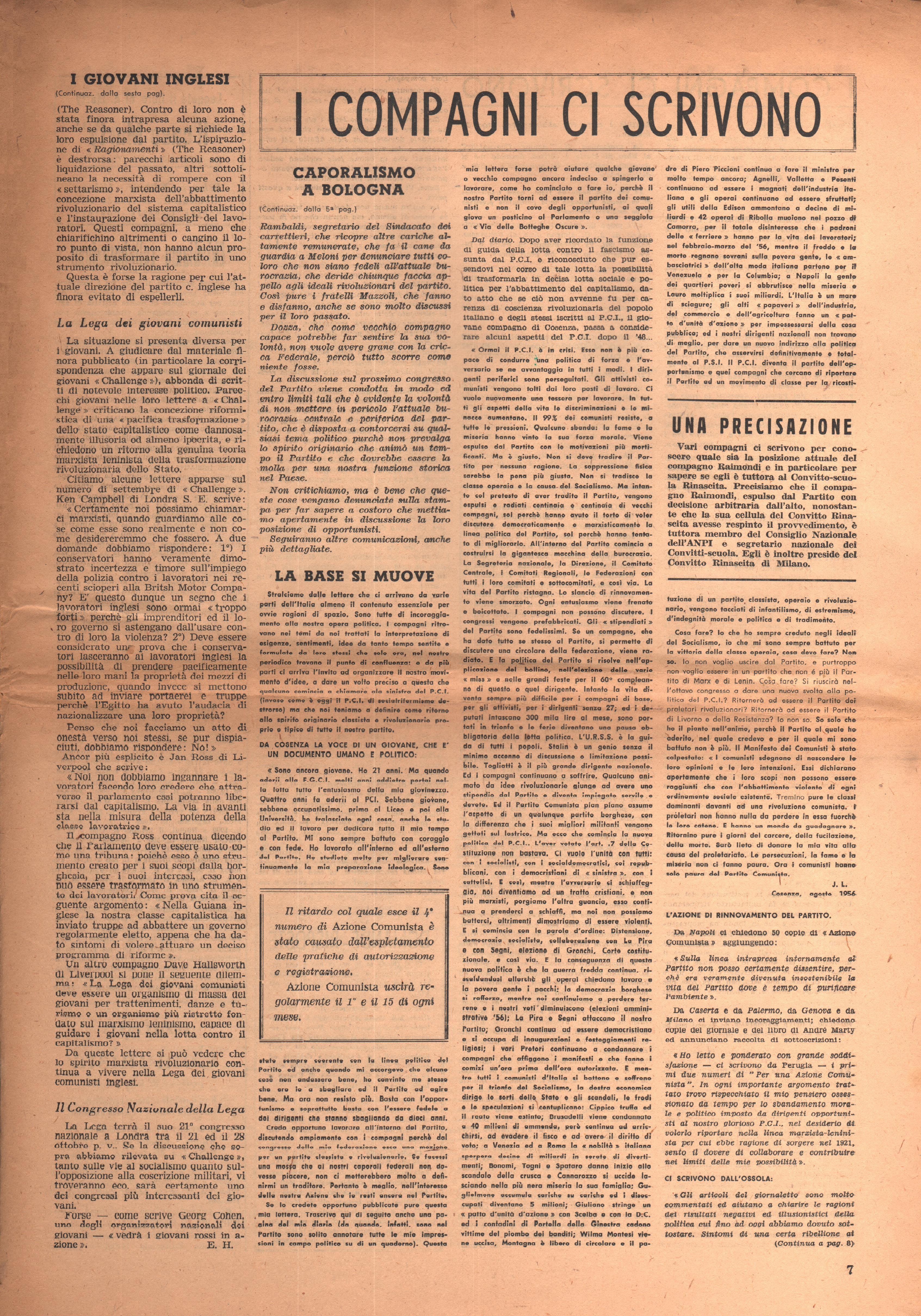 Azione Comunista 4 - pag. 7