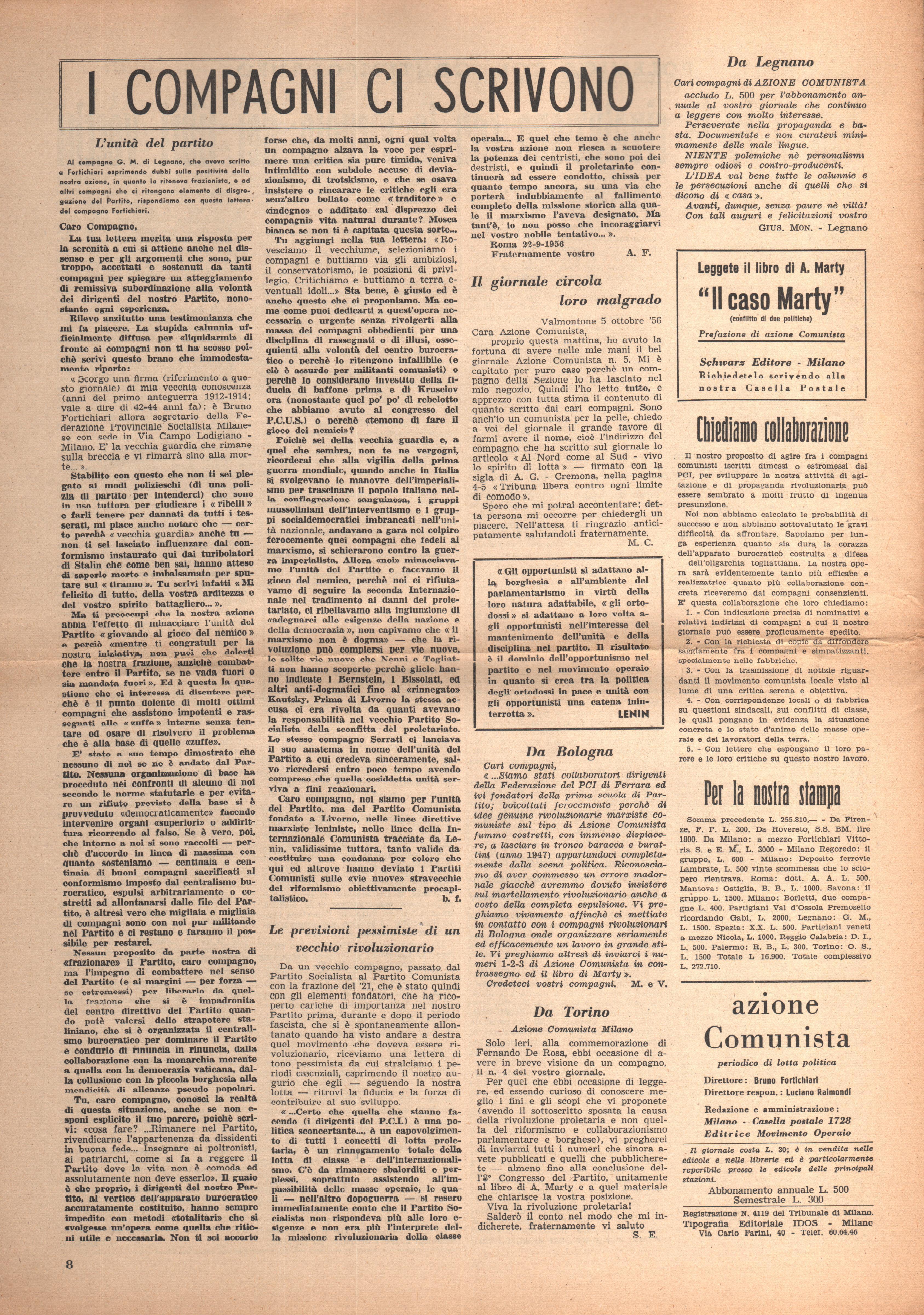 Azione Comunista 6 - pag. 08