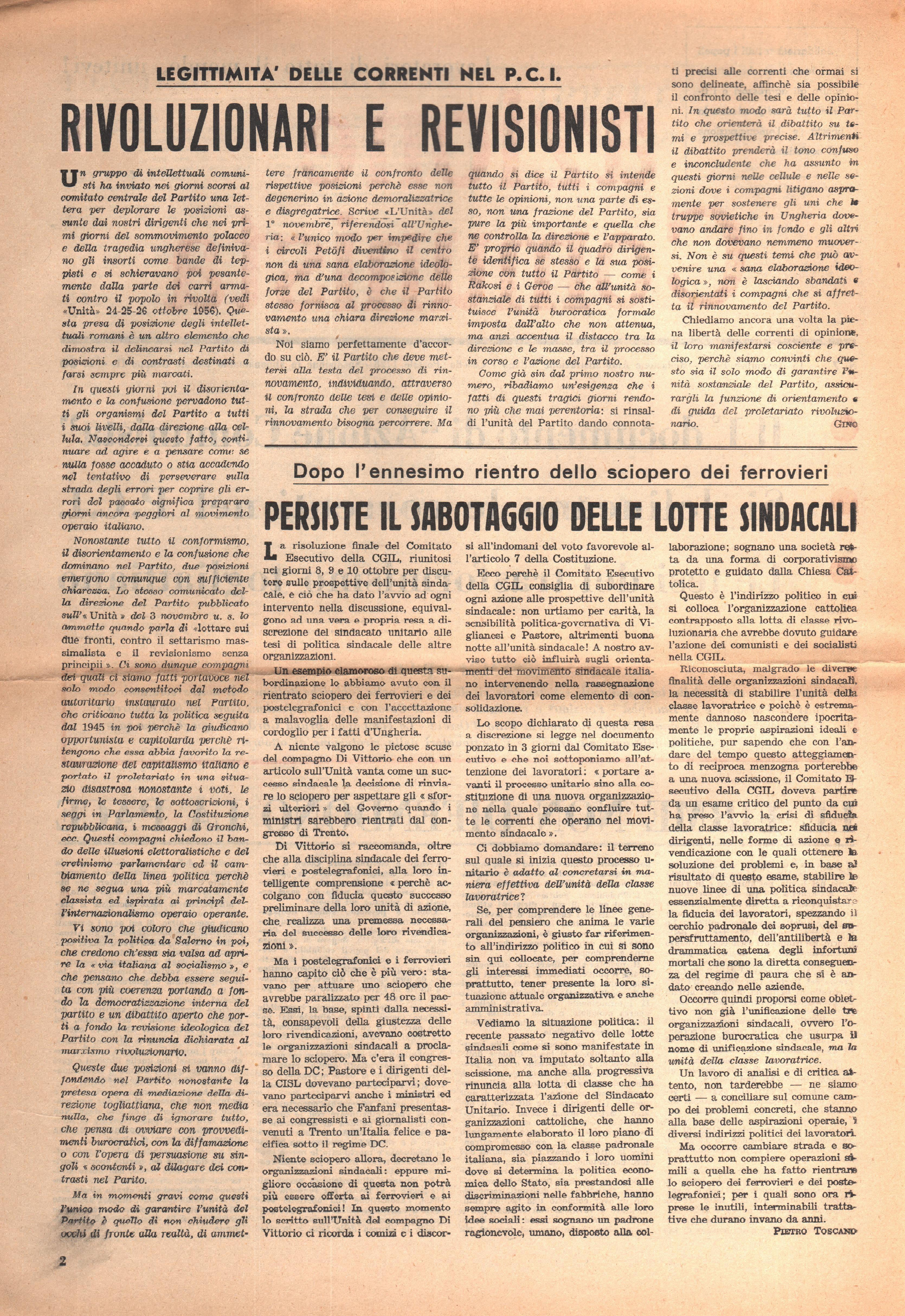 Azione Comunista n.7 - pag. 02