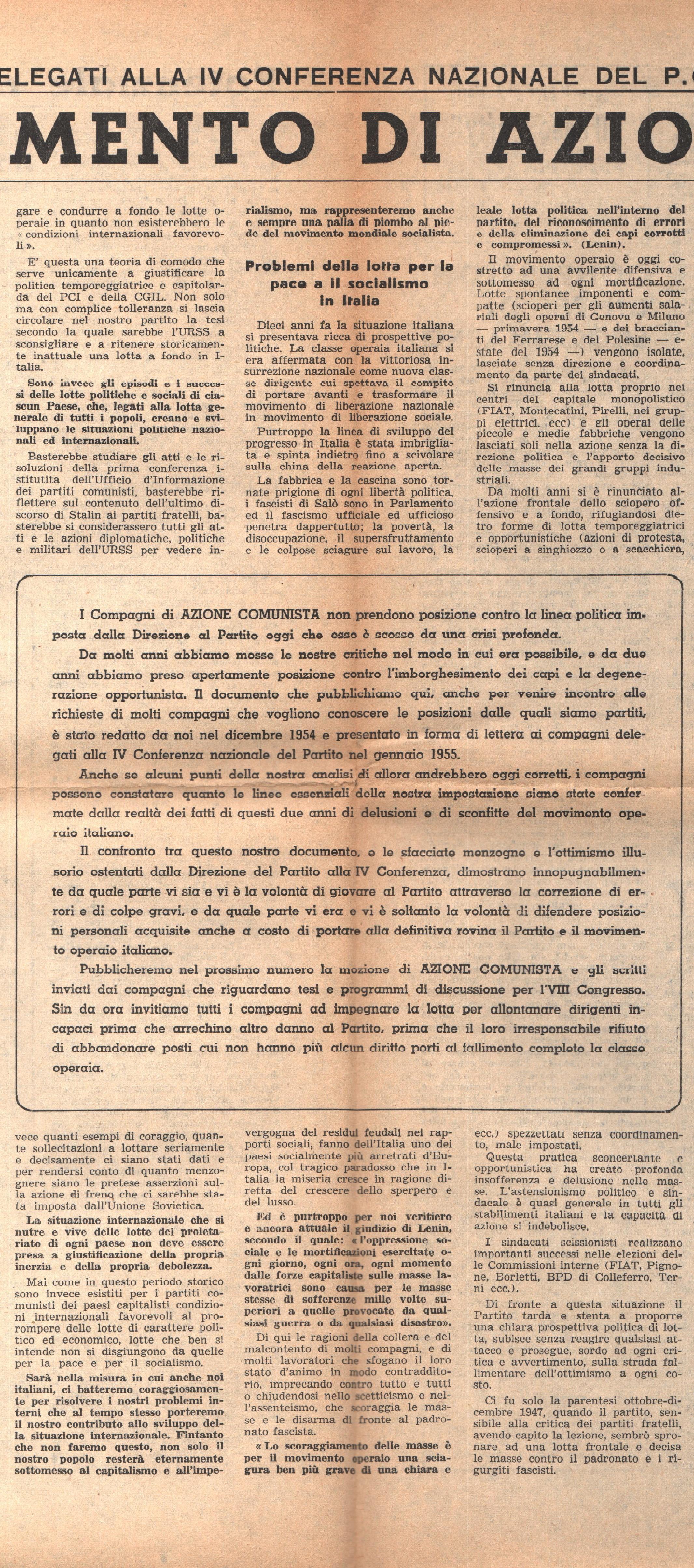 Azione Comunista n.7 - pag. 05