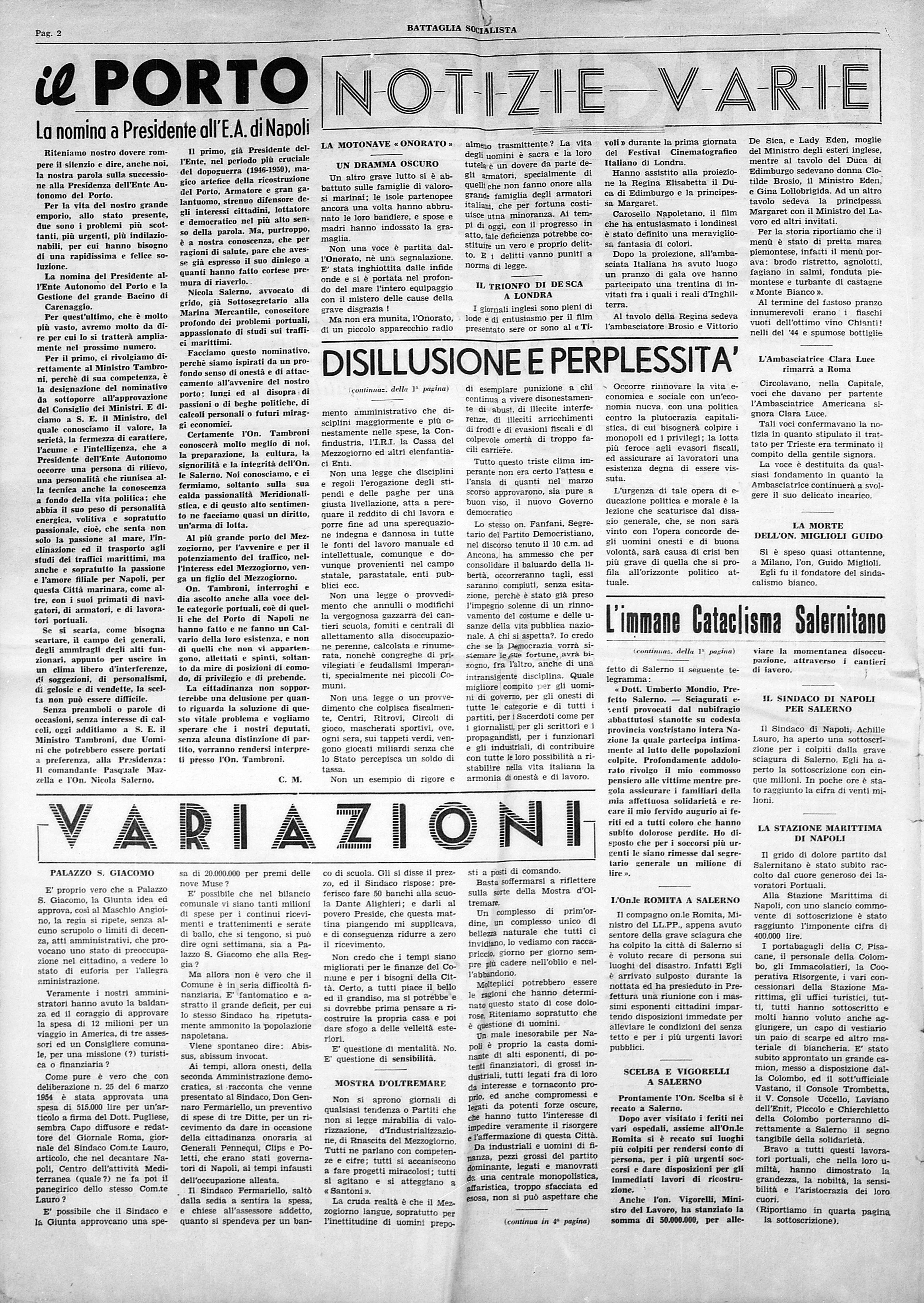 Battaglia Socialista a. II, n.3 - pag. 2