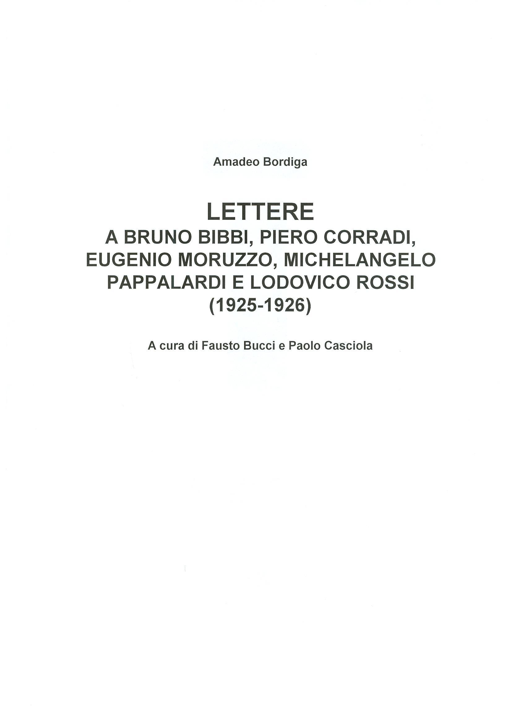 Quaderni del Centro Studi Pietro Tresso (1996-2009) n. 14 (novembre 1998) - pag. 2