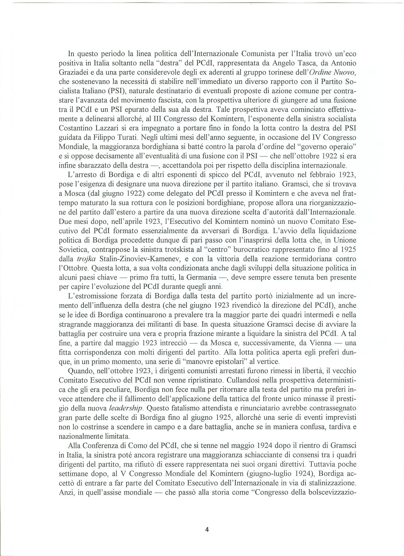 Quaderni del Centro Studi Pietro Tresso (1996-2009) n. 14 (novembre 1998) - pag. 5