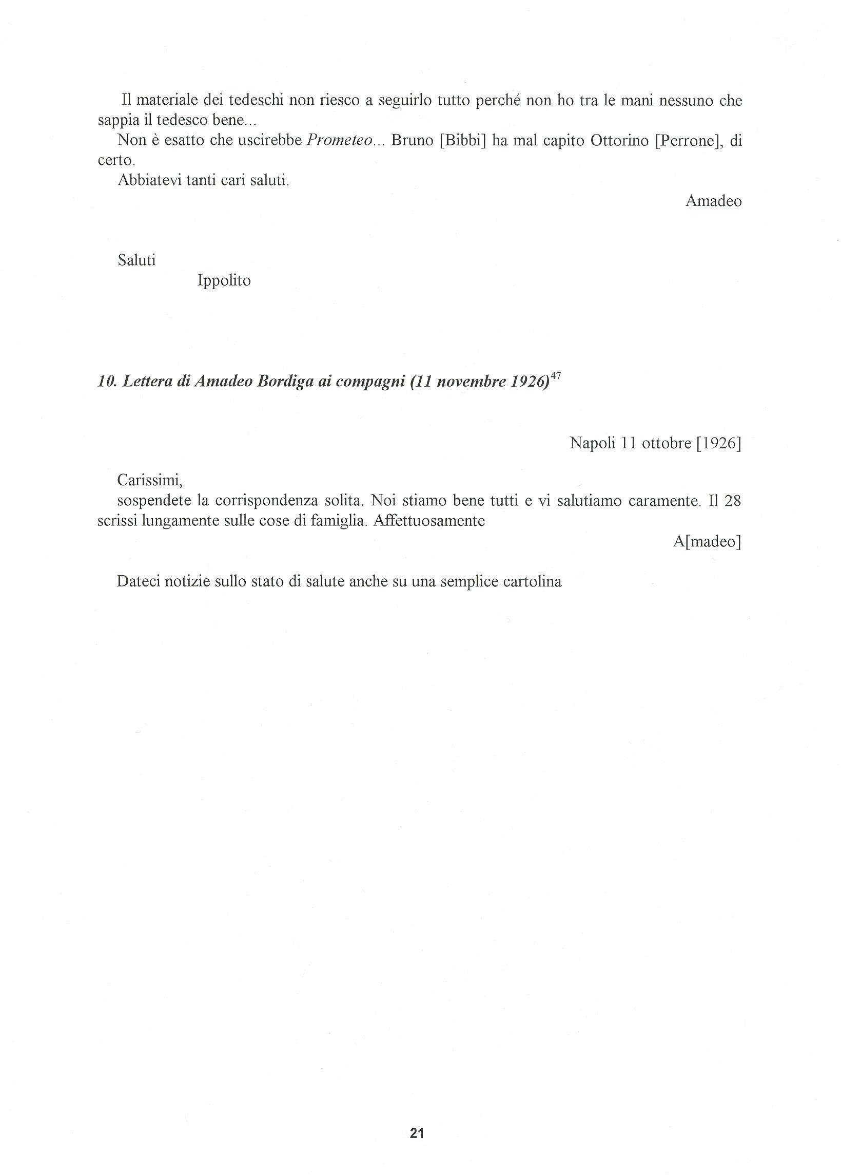 Quaderni del Centro Studi Pietro Tresso (1996-2009) n. 14 (novembre 1998) - pag. 22