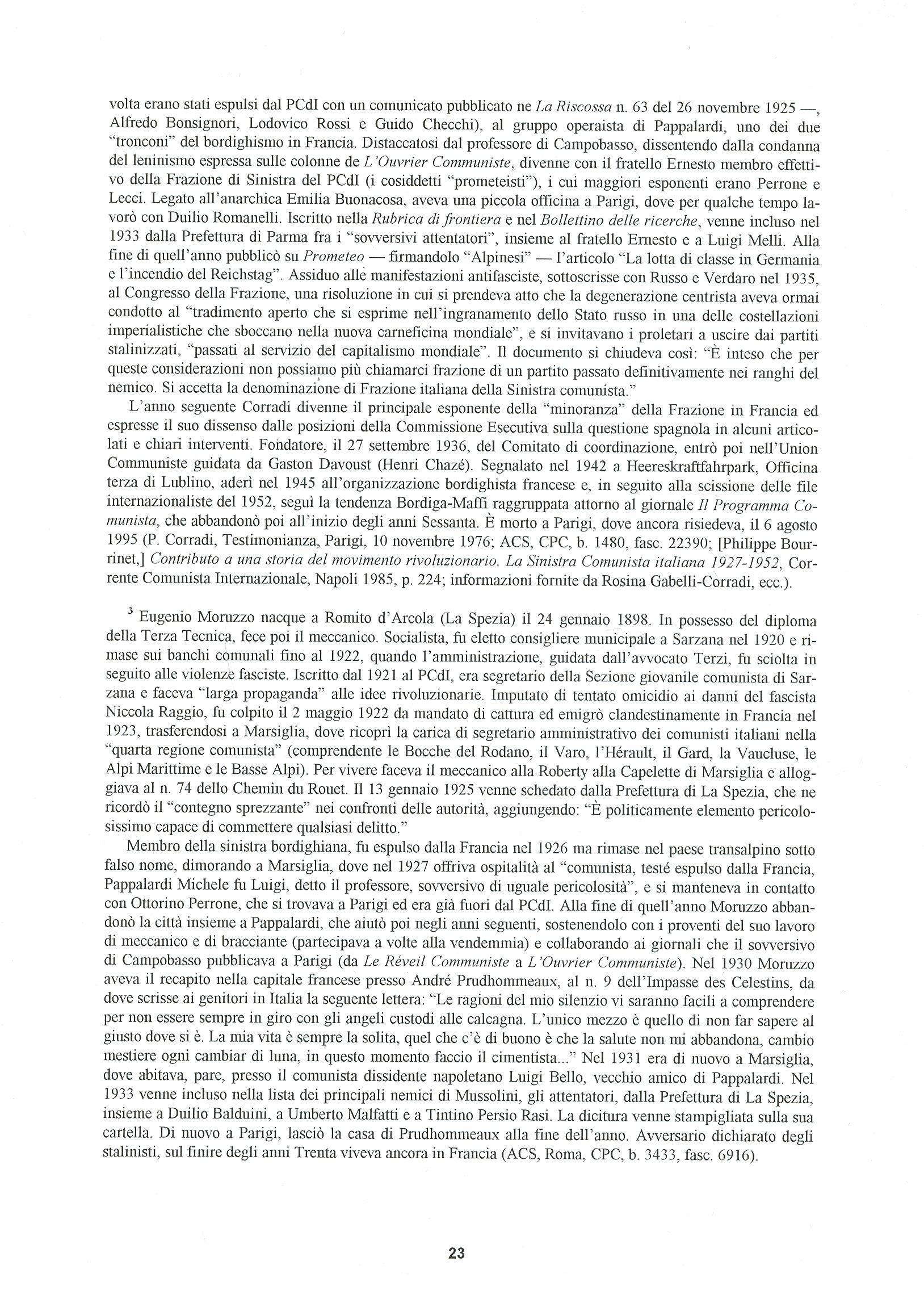 Quaderni del Centro Studi Pietro Tresso (1996-2009) n. 14 (novembre 1998) - pag. 24