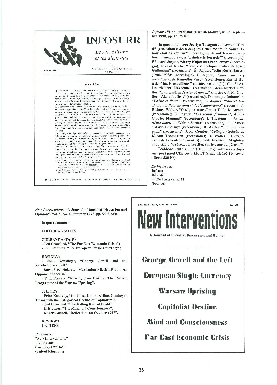 Quaderni del Centro Studi Pietro Tresso (1996-2009) n. 14 (novembre 1998) - pag. 39