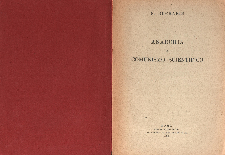 Anarchia e comunismo scientifico - Pag. 2