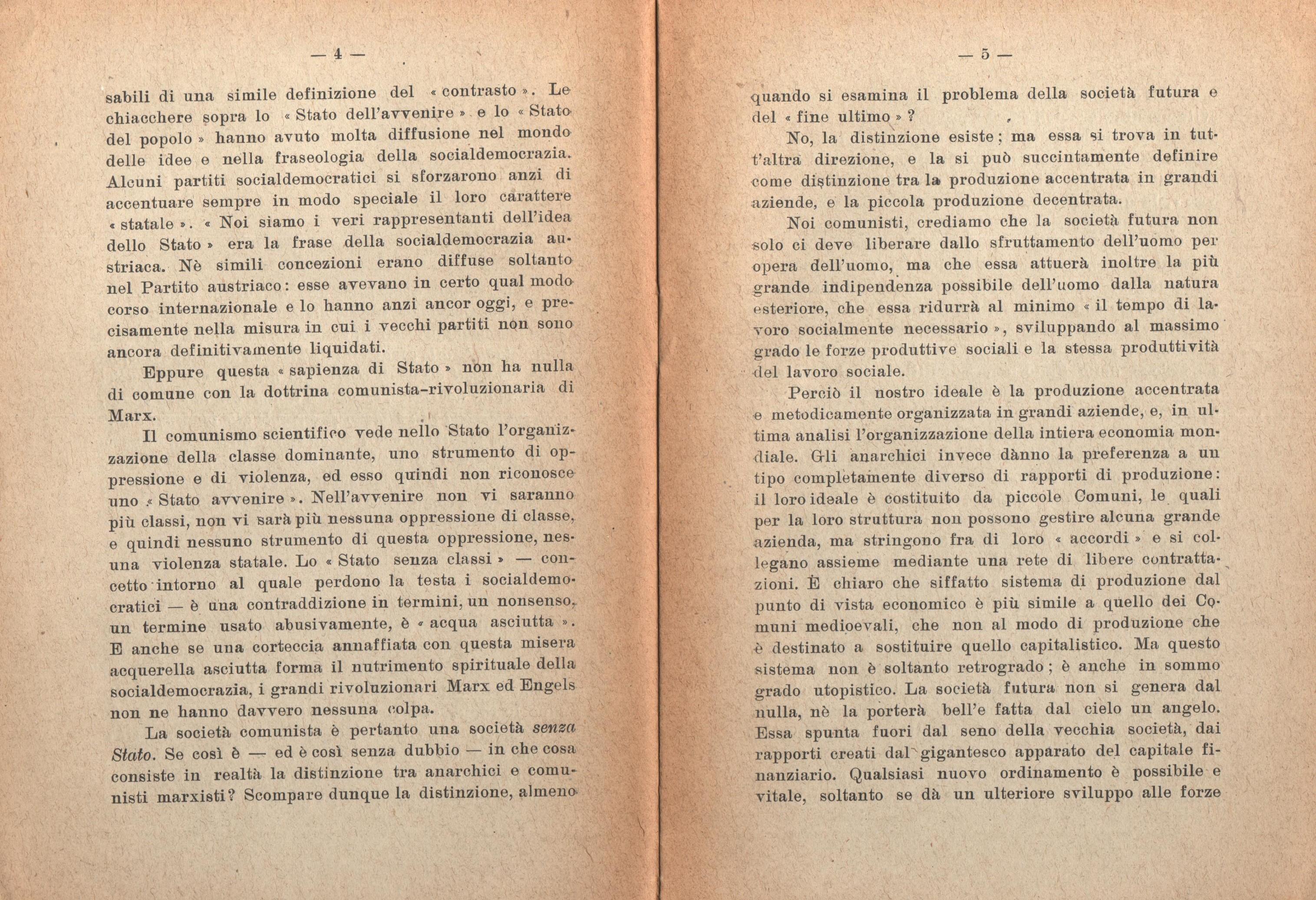 Anarchia e comunismo scientifico - Pag. 4