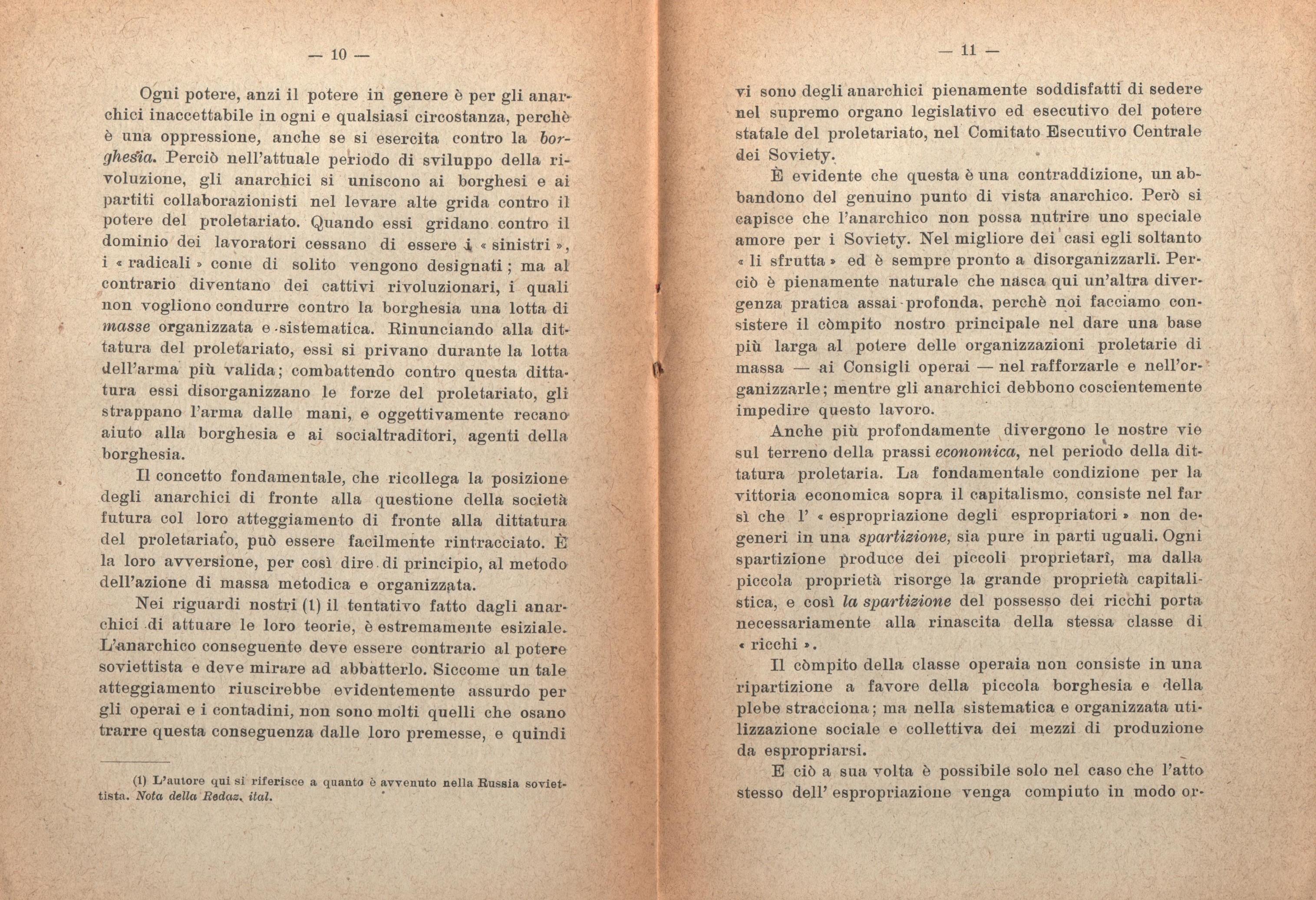 Anarchia e comunismo scientifico - Pag. 7