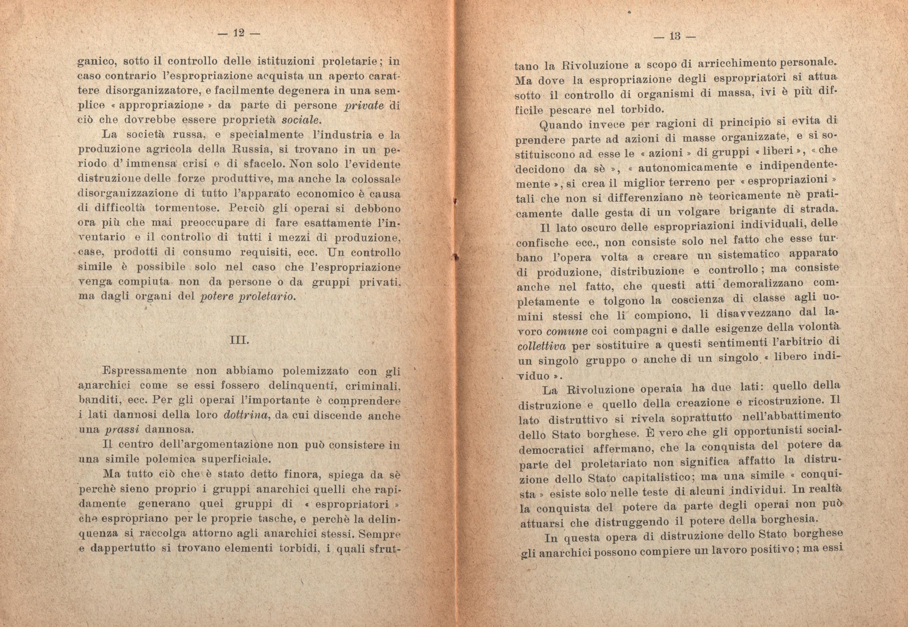 Anarchia e comunismo scientifico - Pag. 8