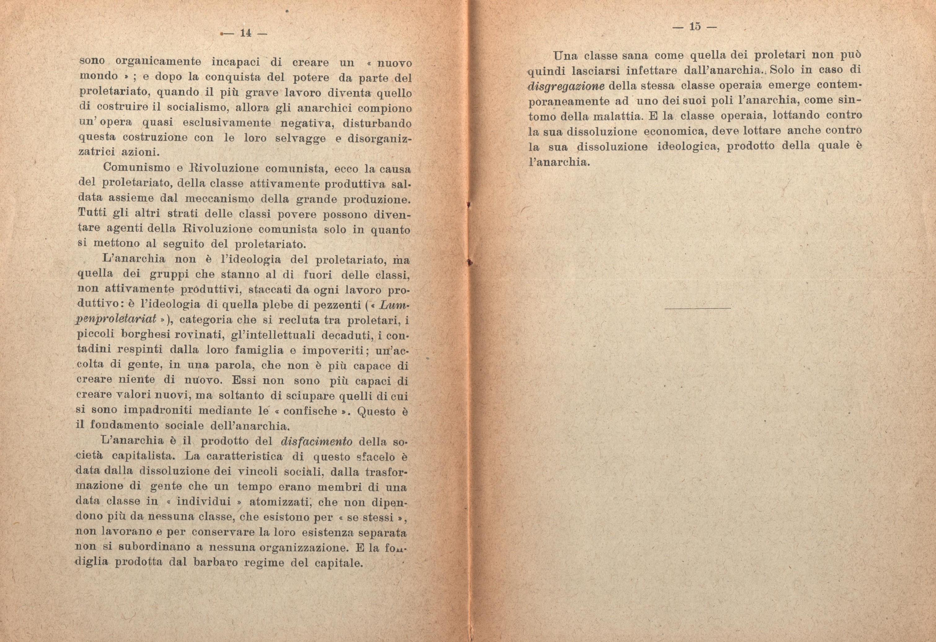 Anarchia e comunismo scientifico - Pag. 9