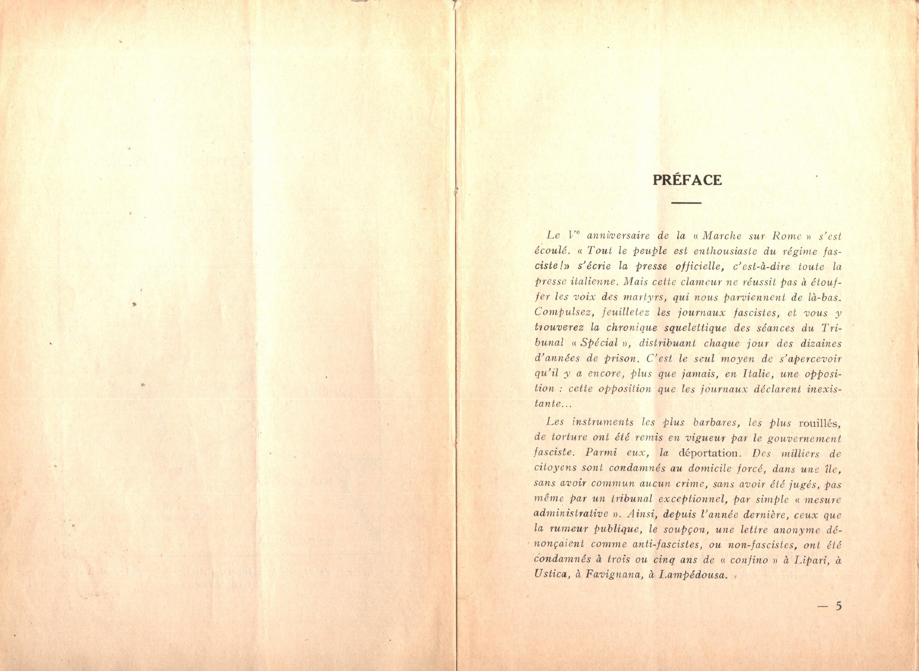 Nicola Cilla, Les «Cayennes» d'Italie - pag. 4