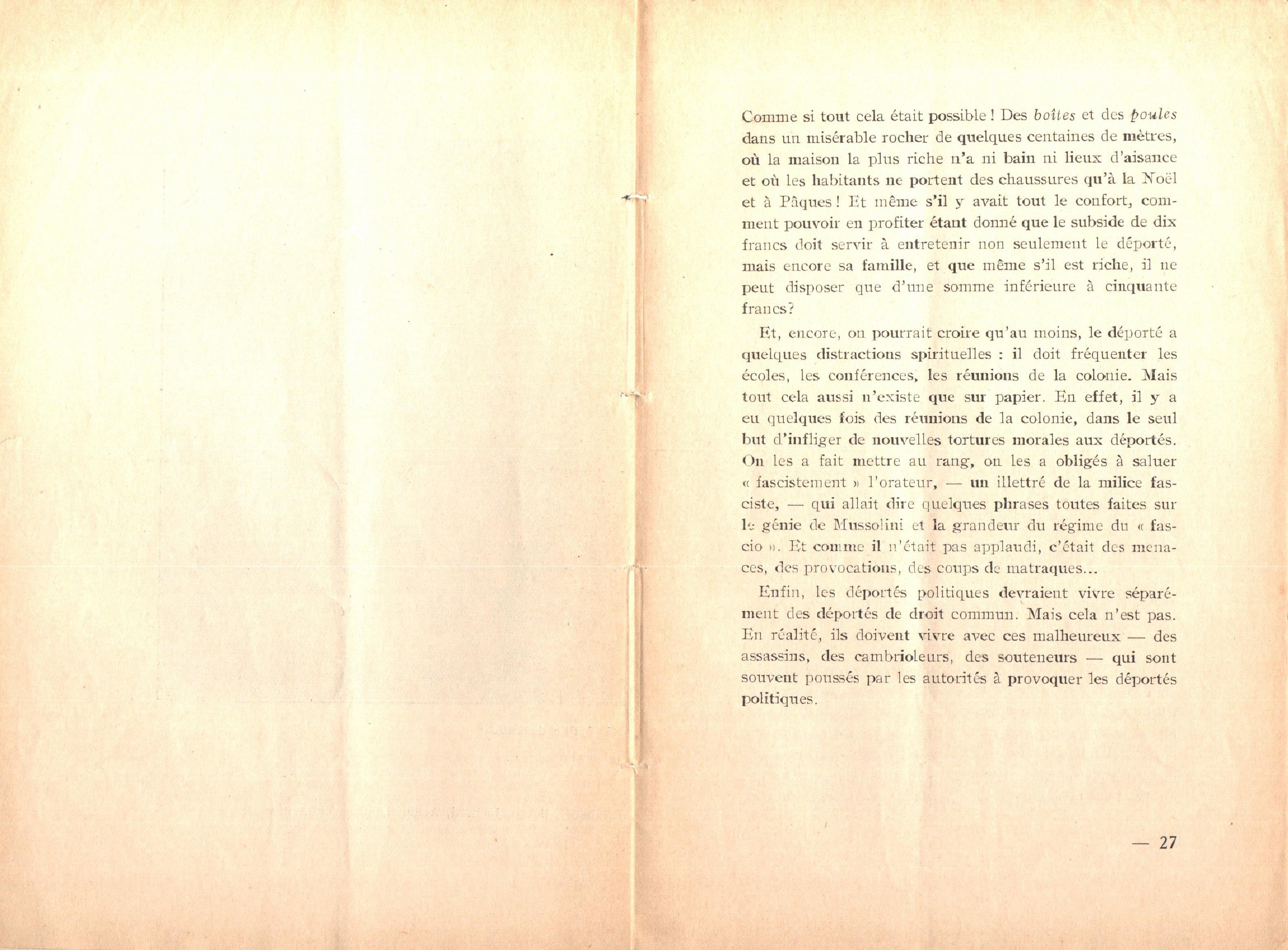 Nicola Cilla, Les «Cayennes» d'Italie - pag. 15
