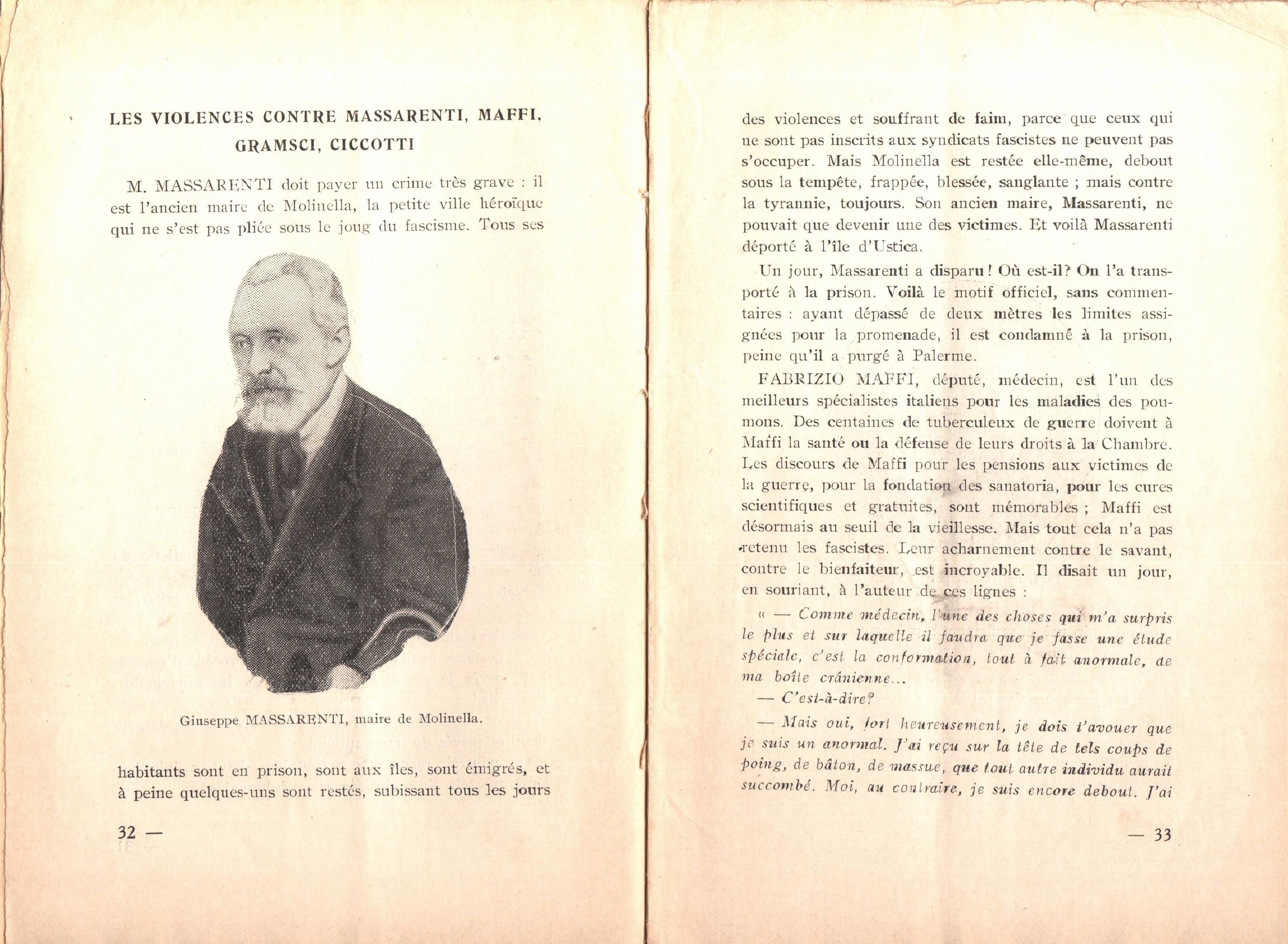 Nicola Cilla, Les «Cayennes» d'Italie - pag. 18