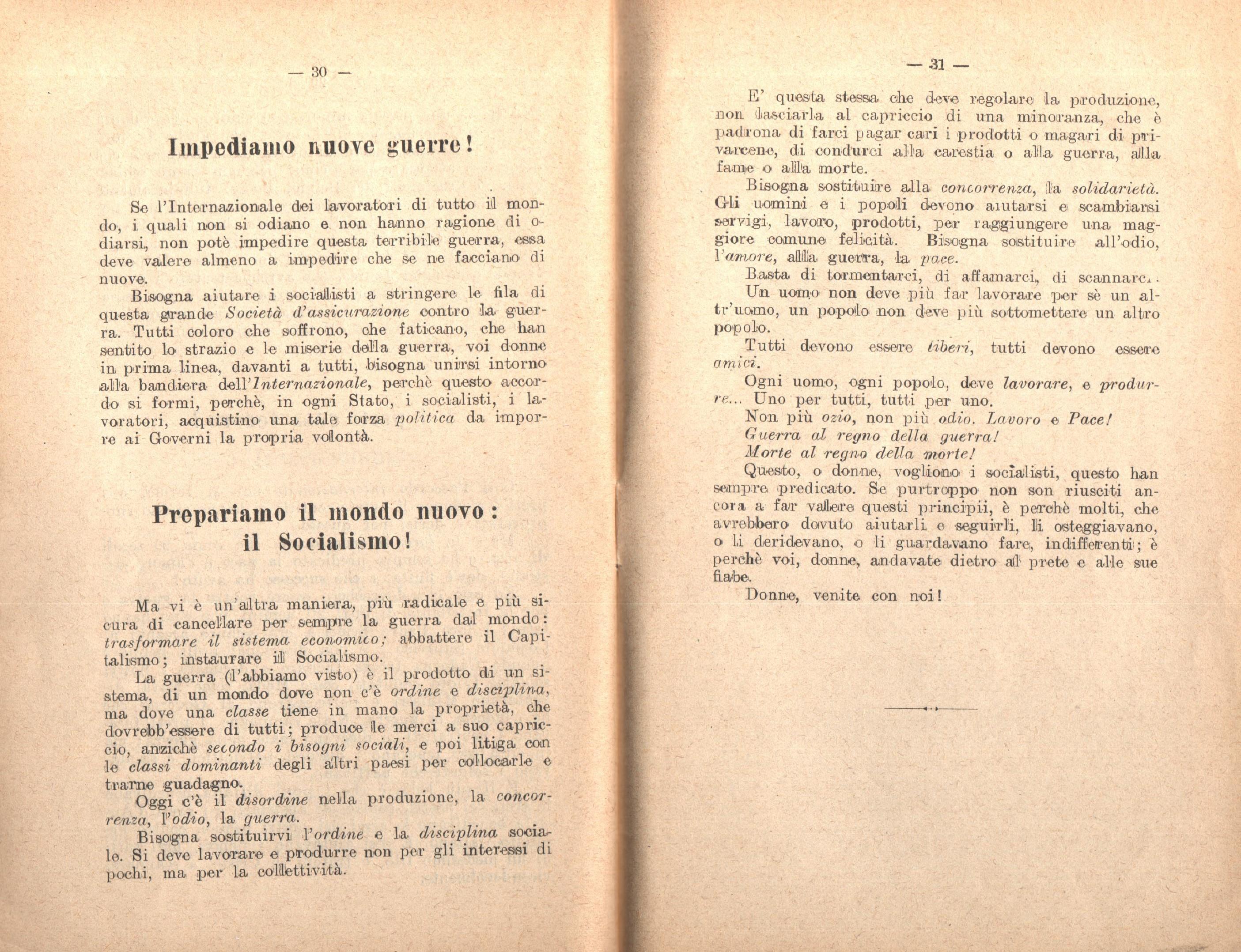 G. Zibordi, Alle donne - pag. 17
