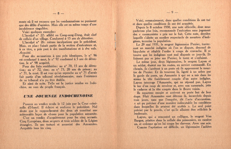 Marcel Martinet, Civilisation française en Indochine - pag. 6
