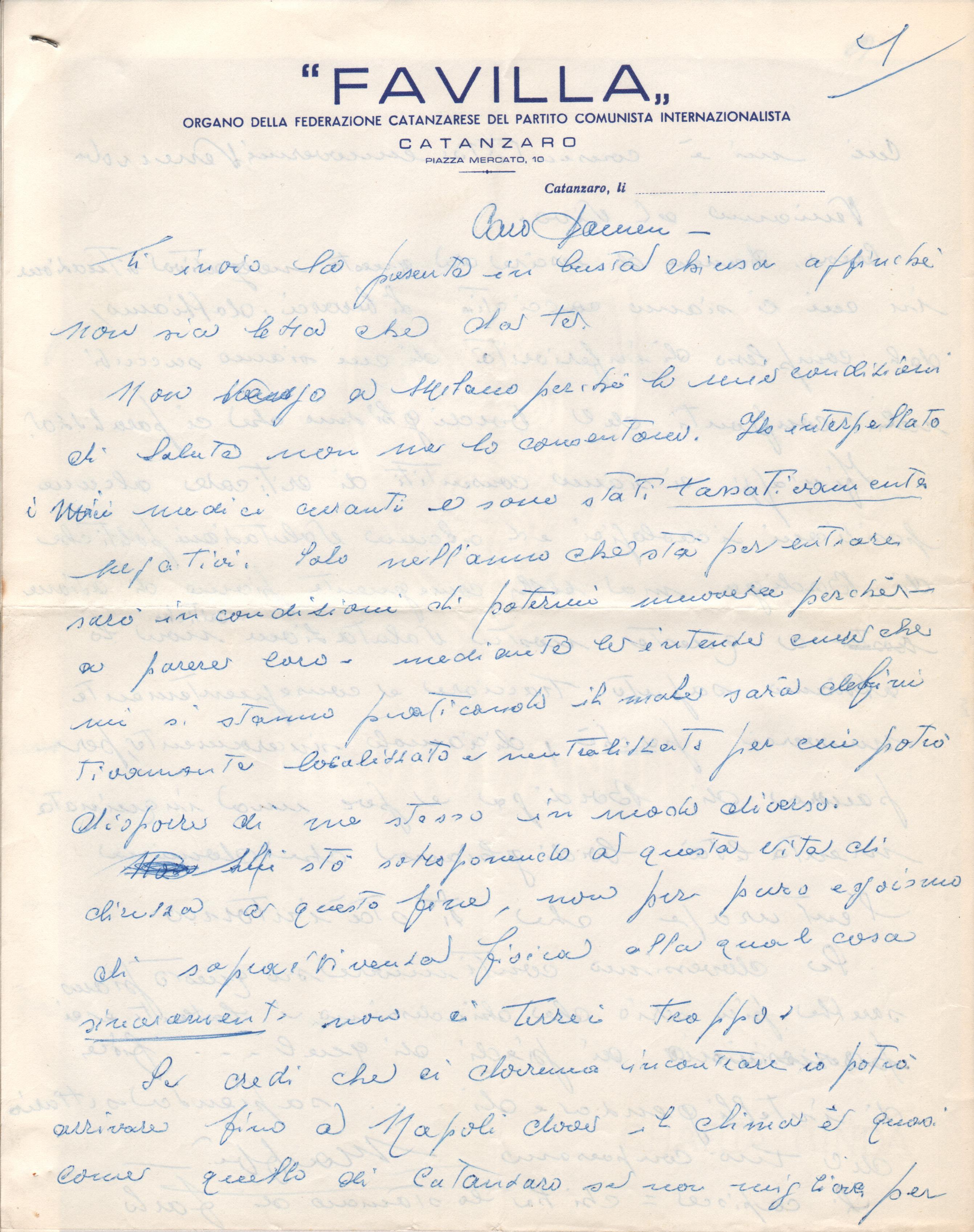 Lettere di Maruca - pag. 01