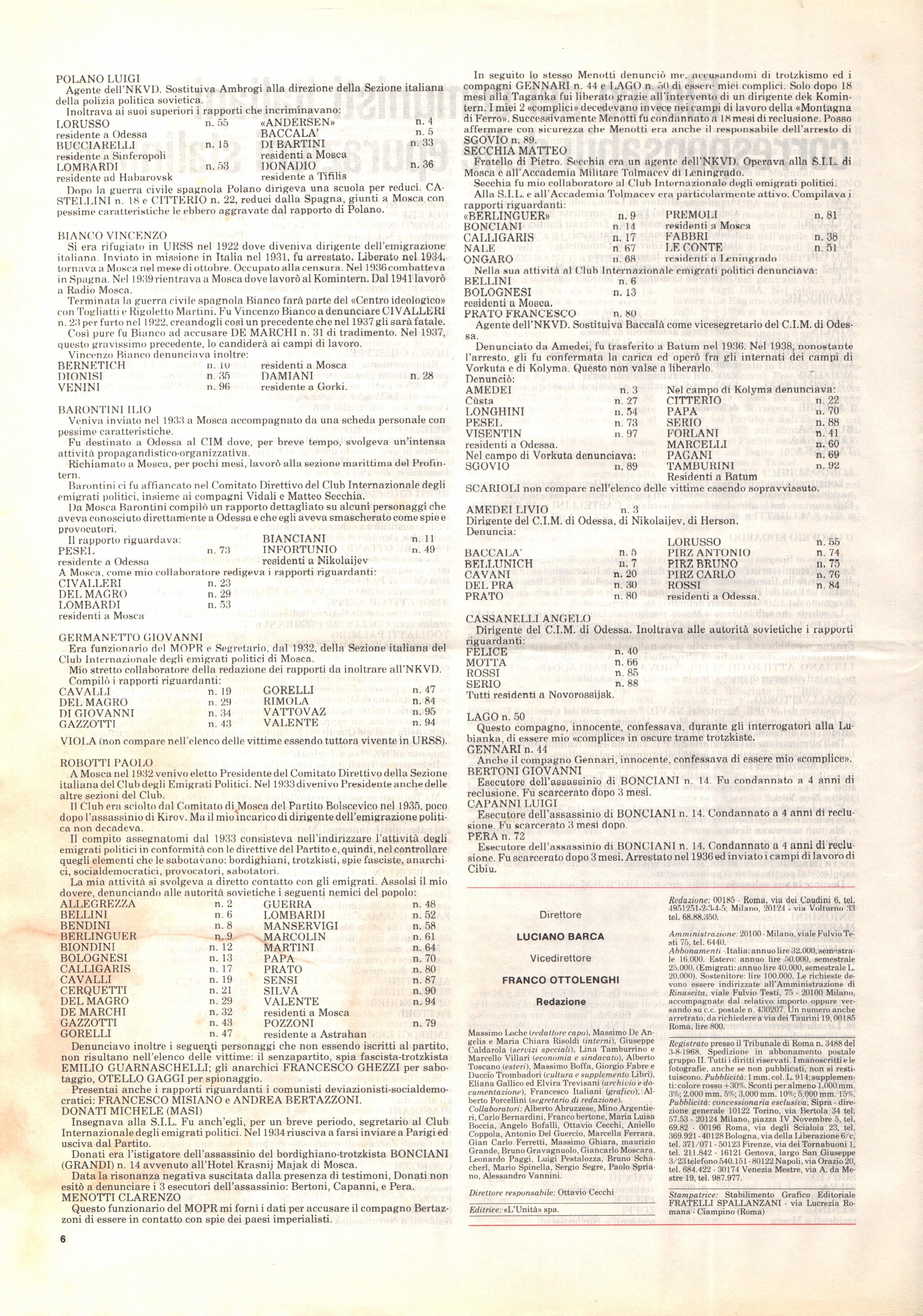 Rinascita (falso) - pag. 6