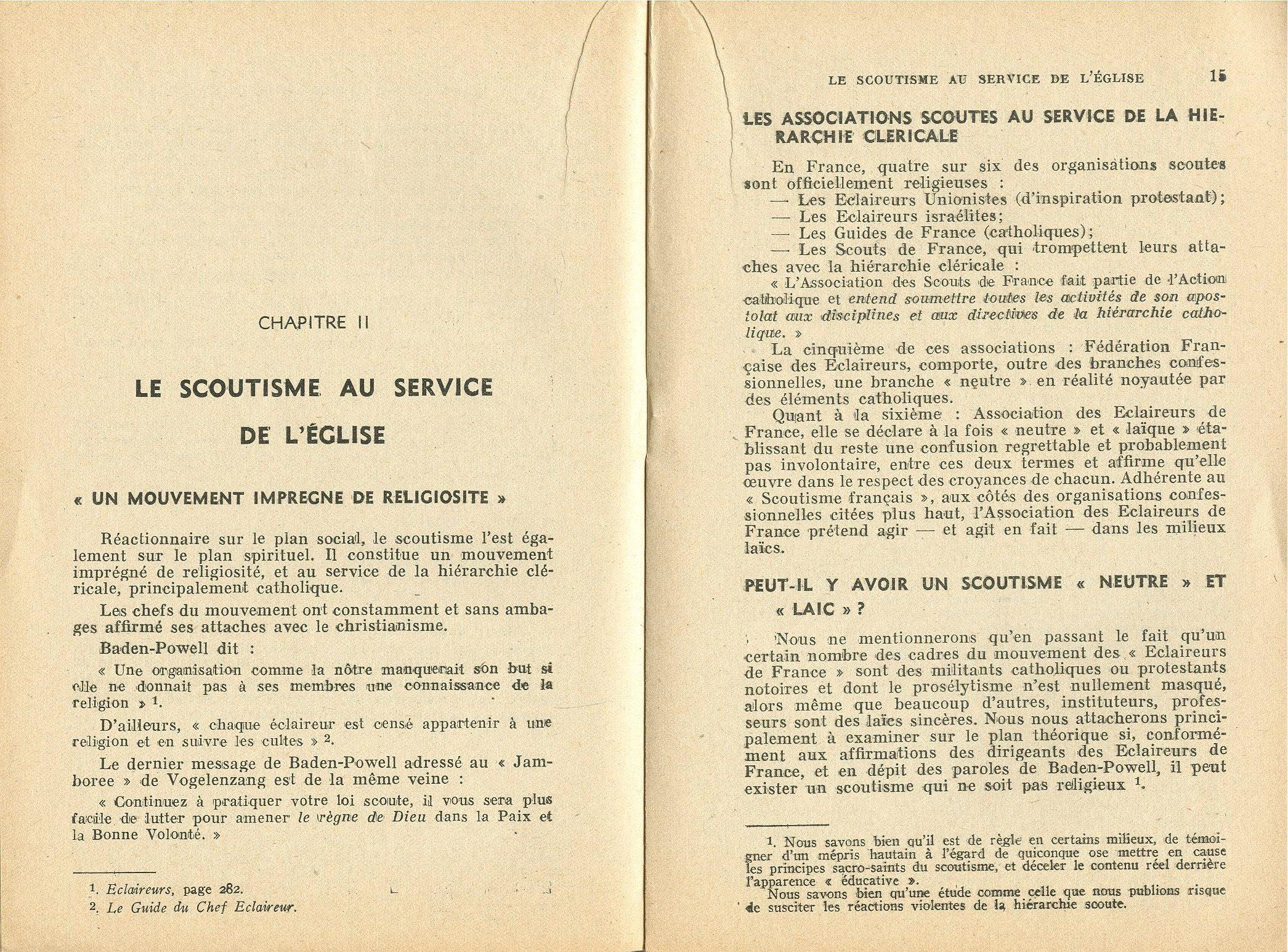 La duperie du scoutisme - pag. 09