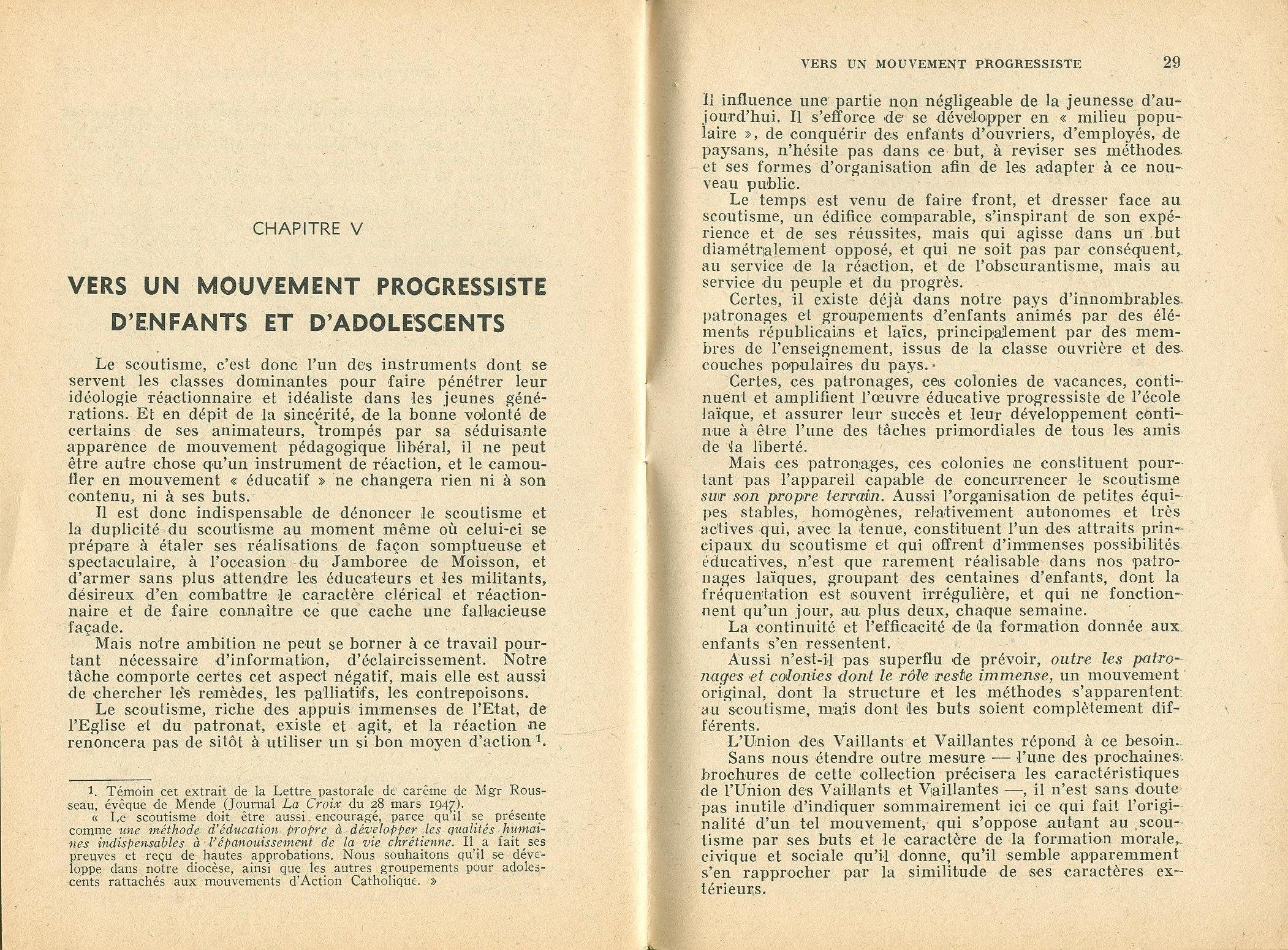 La duperie du scoutisme - pag. 16