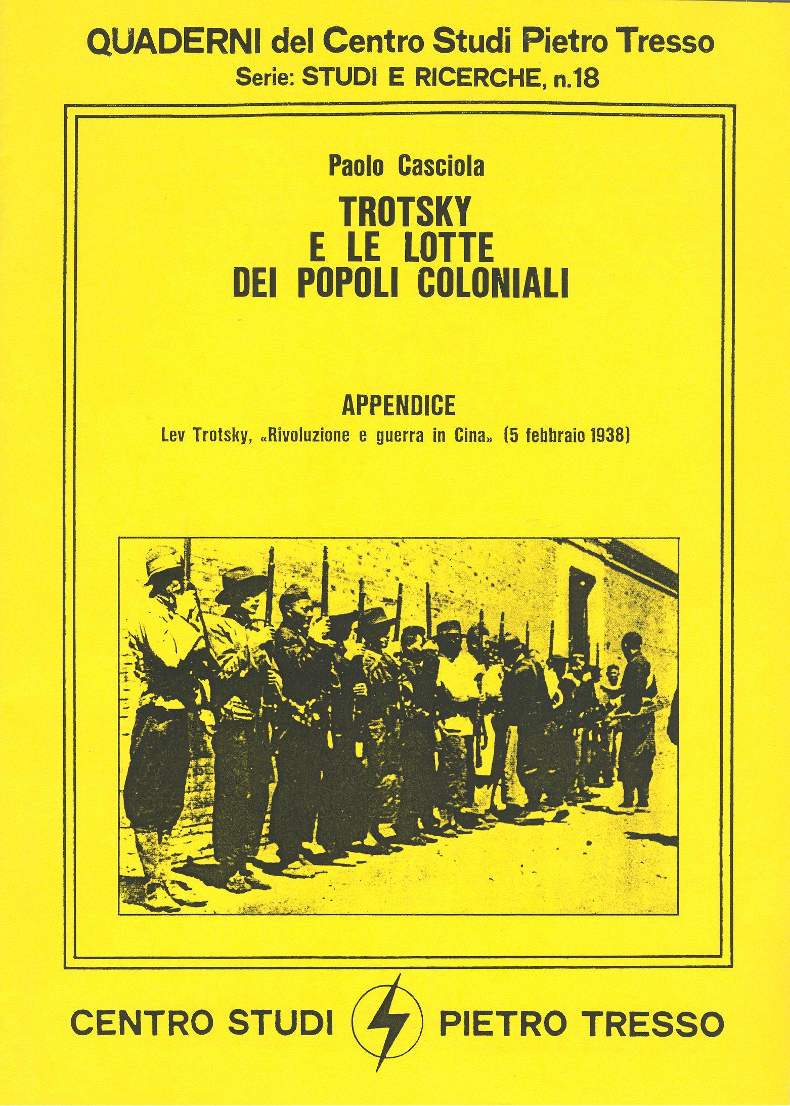 Studi e Ricerche n. 18 (aprile 1990) - pag. I
