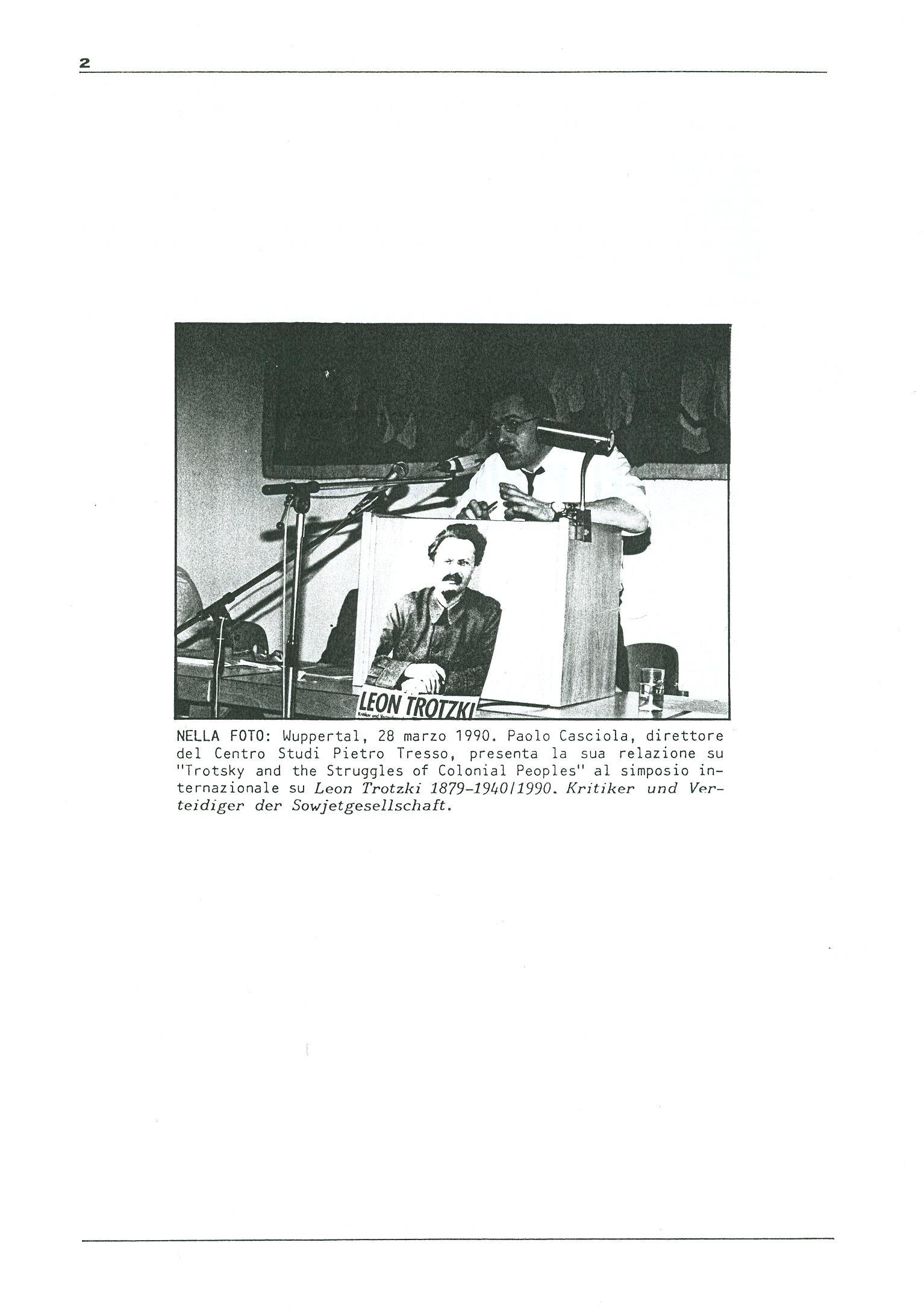 Studi e Ricerche n. 18 (aprile 1990) - pag. 2