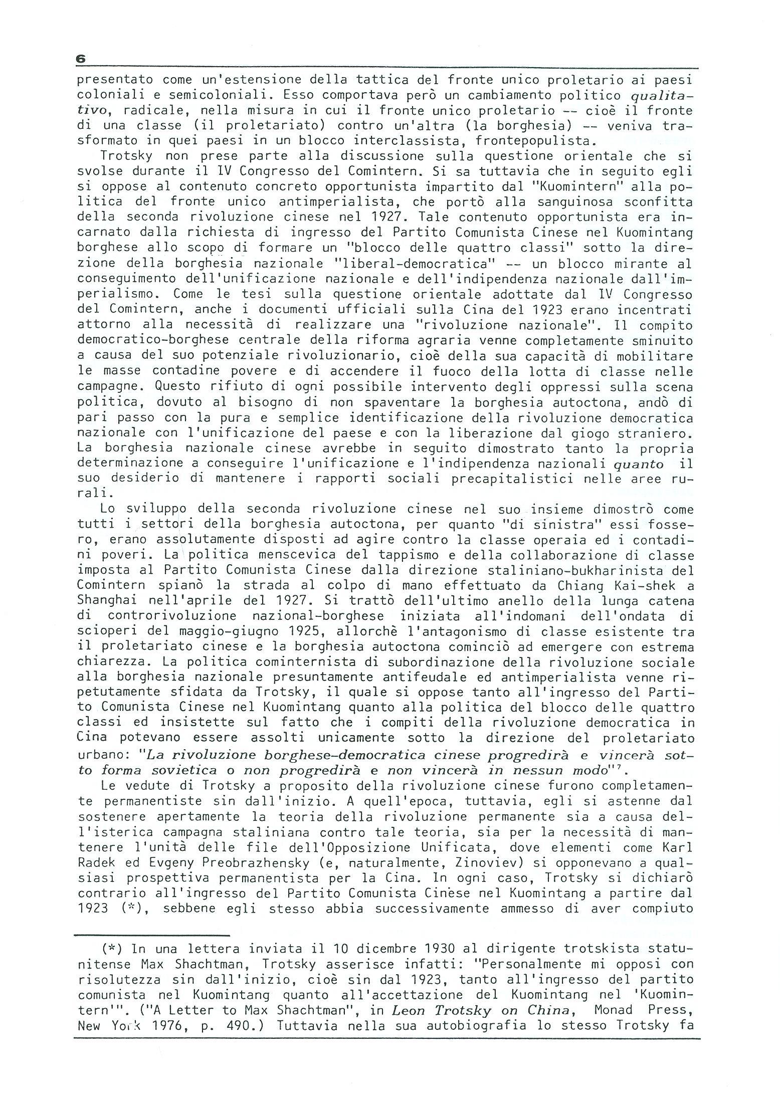Studi e Ricerche n. 18 (aprile 1990) - pag. 6