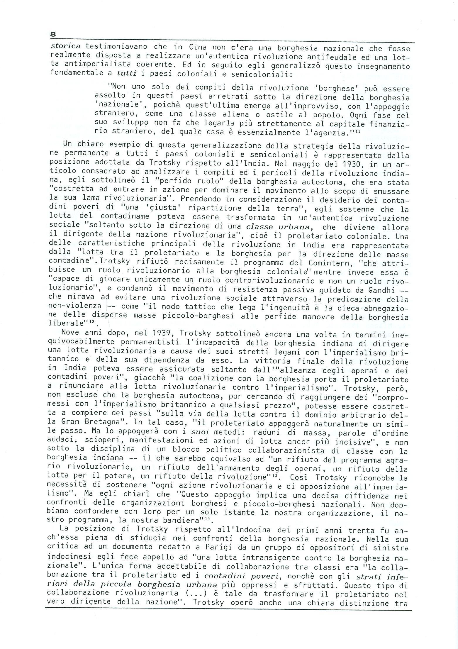 Studi e Ricerche n. 18 (aprile 1990) - pag. 8