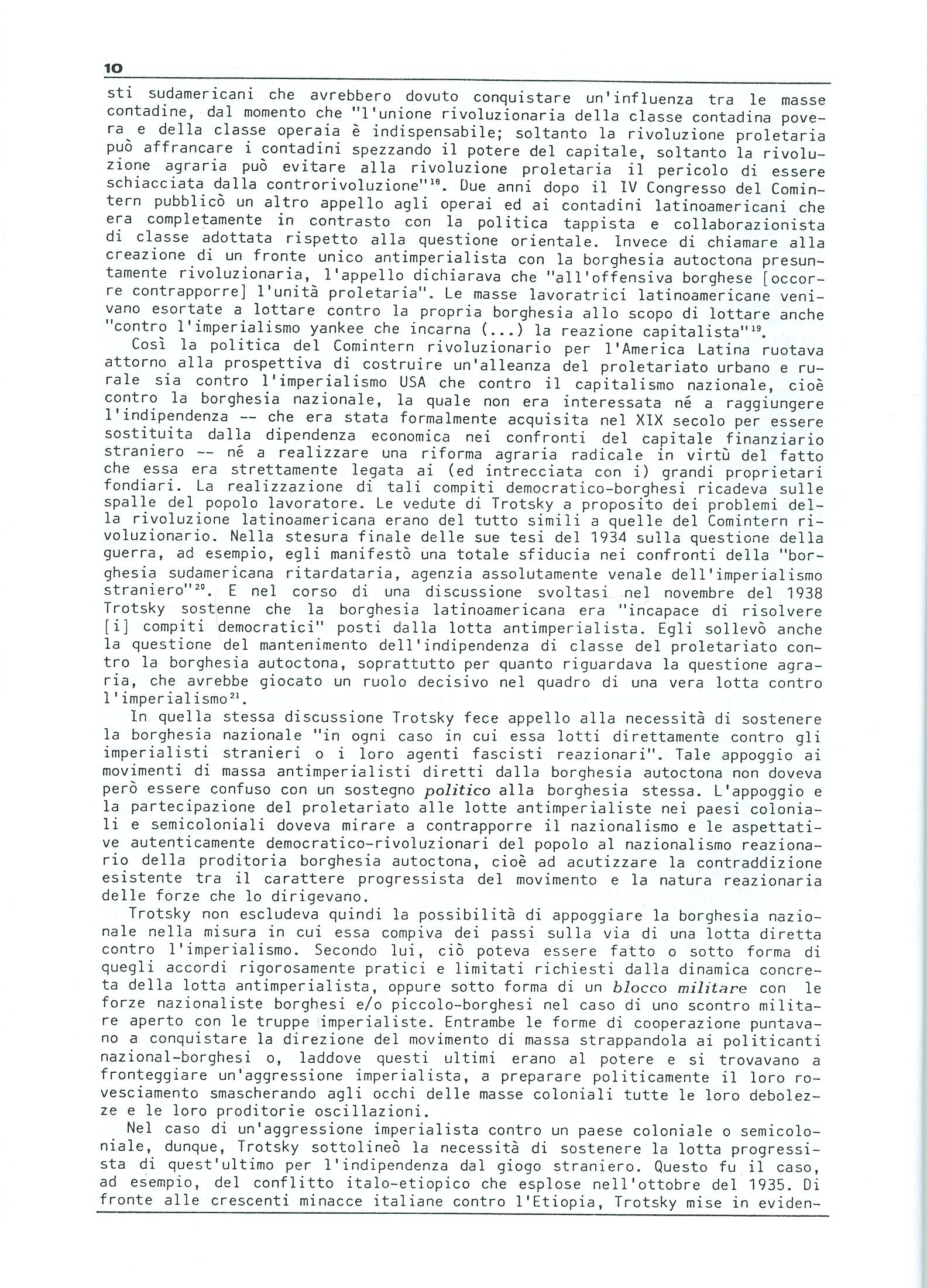 Studi e Ricerche n. 18 (aprile 1990) - pag. 10
