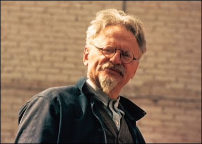 Lev Trotsky in Messico
