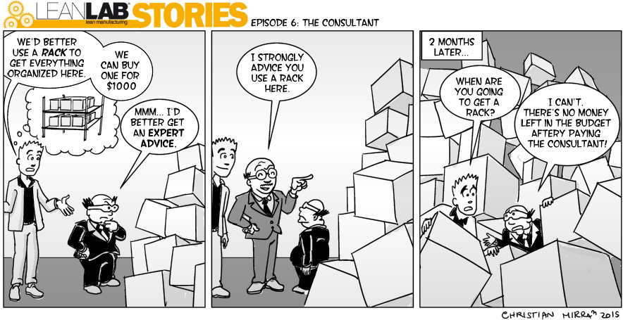 Lean Manufacturing Stories 6