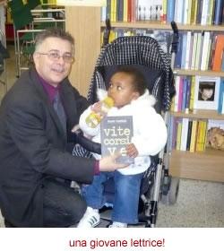 Marco Nundini alla libreria Costeniero di Caltelfranco