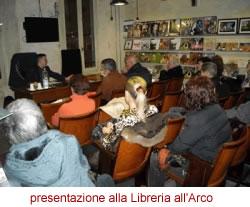 Marco Nundini alla libreria all'Arco Reggio Emilia