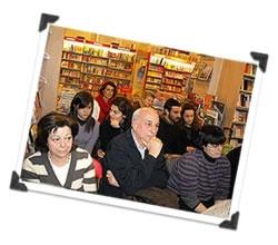 Marco Nundini alla libreria Mondadori di Empoli