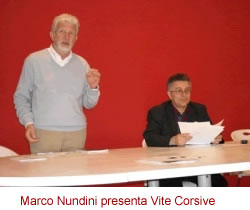 Marco Nundini alla libreria Ubik Marton di Treviso
