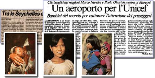 Marco Nundini reportage - Unicef